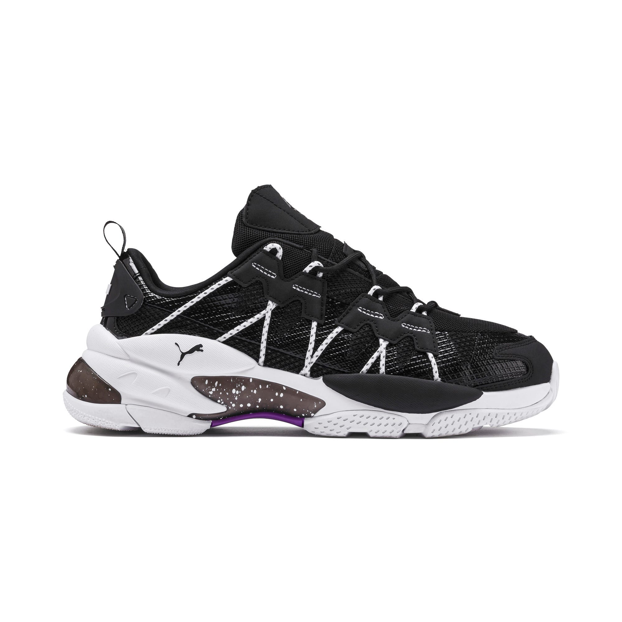 Thumbnail 5 of LQDCELL Omega Density Sneaker, Puma Black, medium