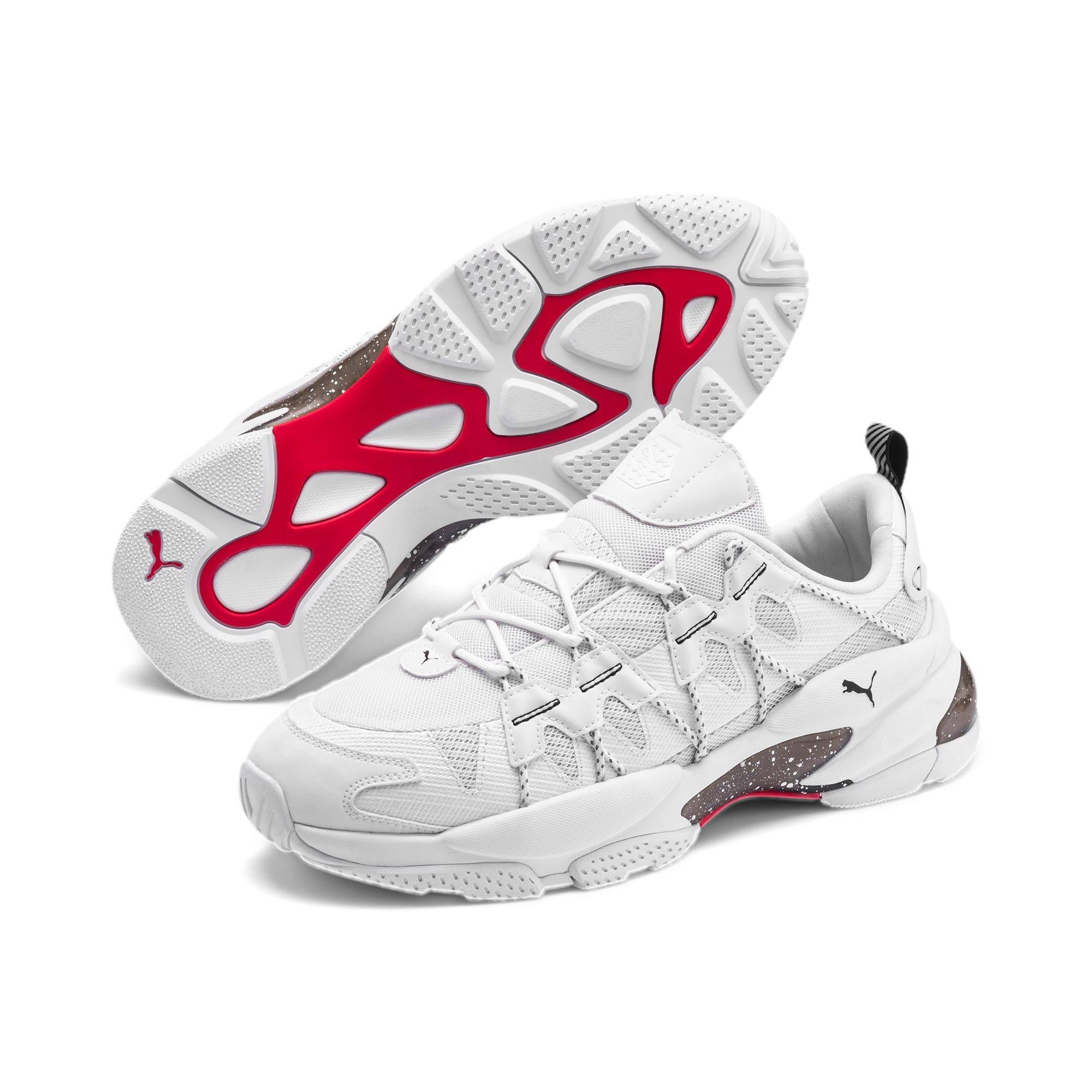 Thumbnail 3 of LQDCELL Omega Density Trainers, Puma White, medium