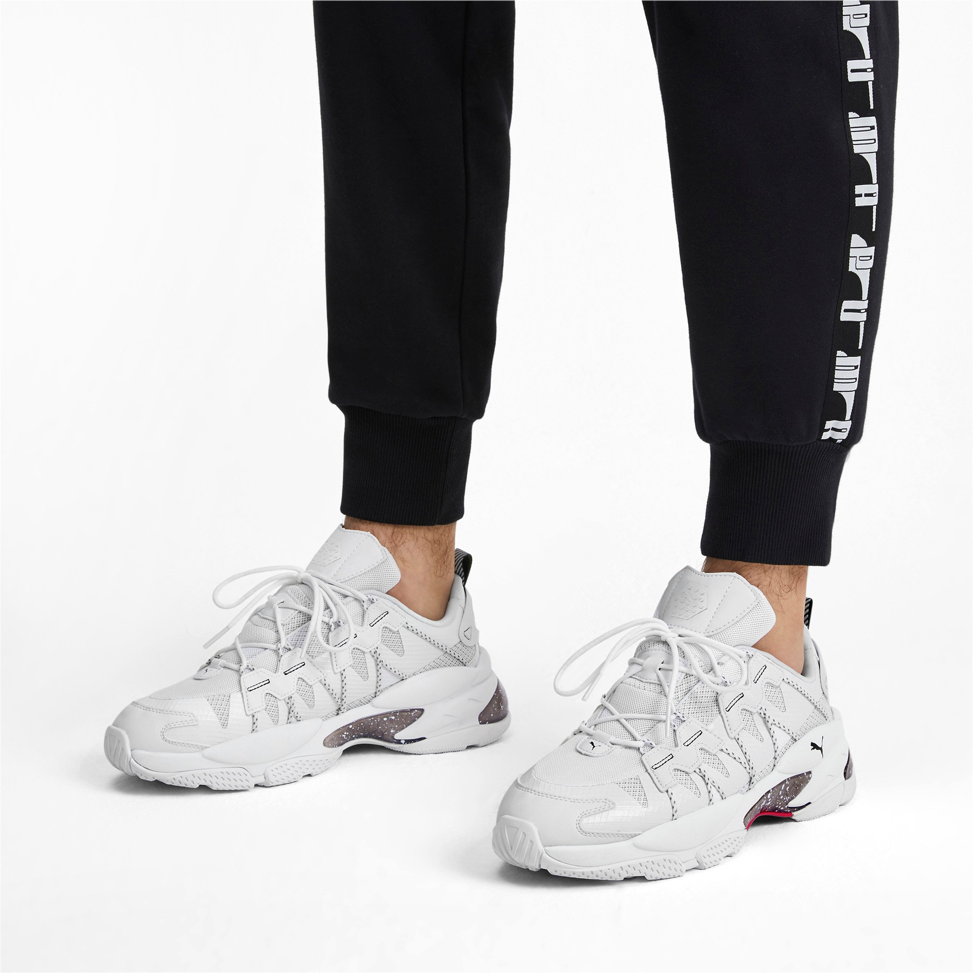 Thumbnail 3 of LQDCELL Omega Density Trainers, Puma White, medium-IND