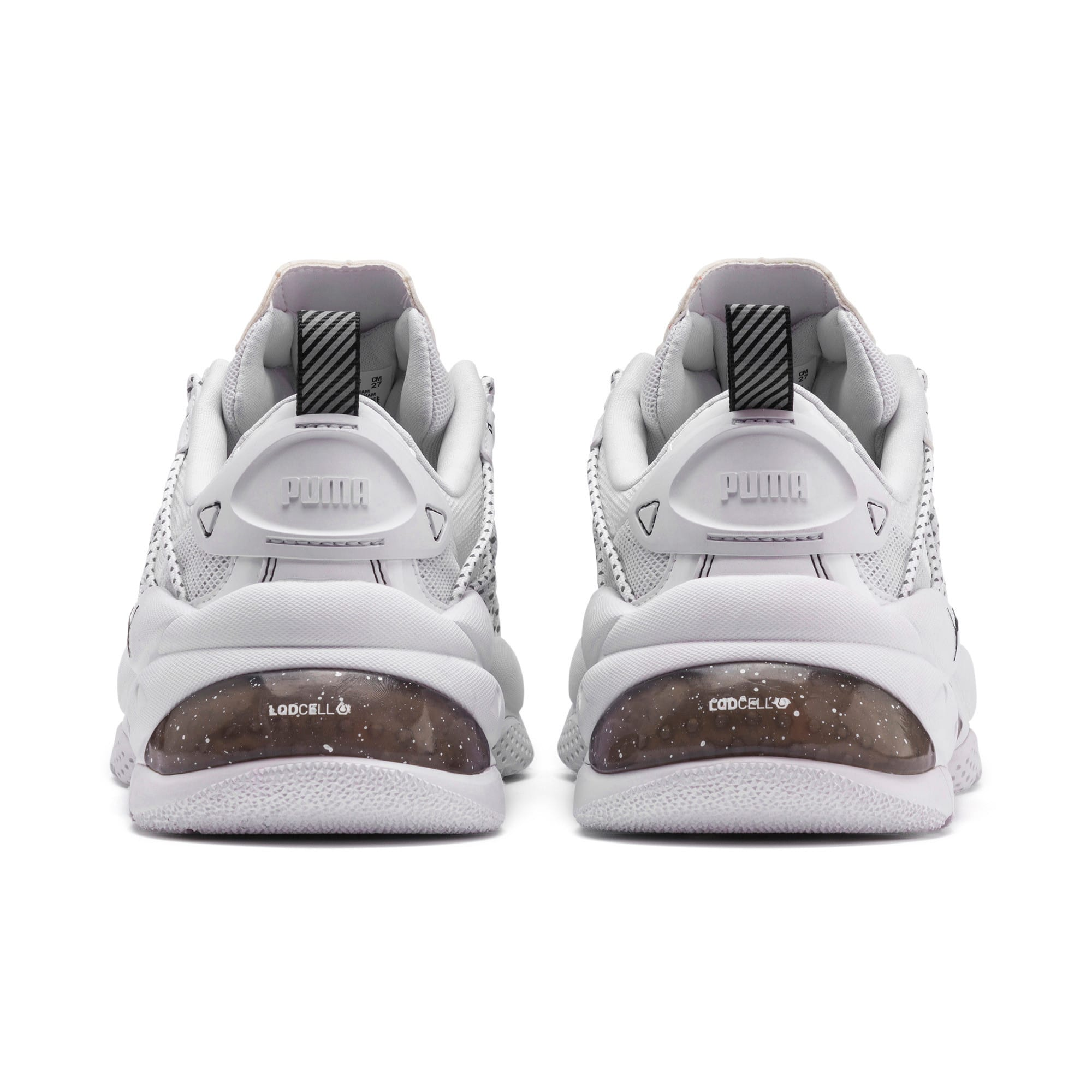 Thumbnail 6 of LQDCELL Omega Density Trainers, Puma White, medium-IND