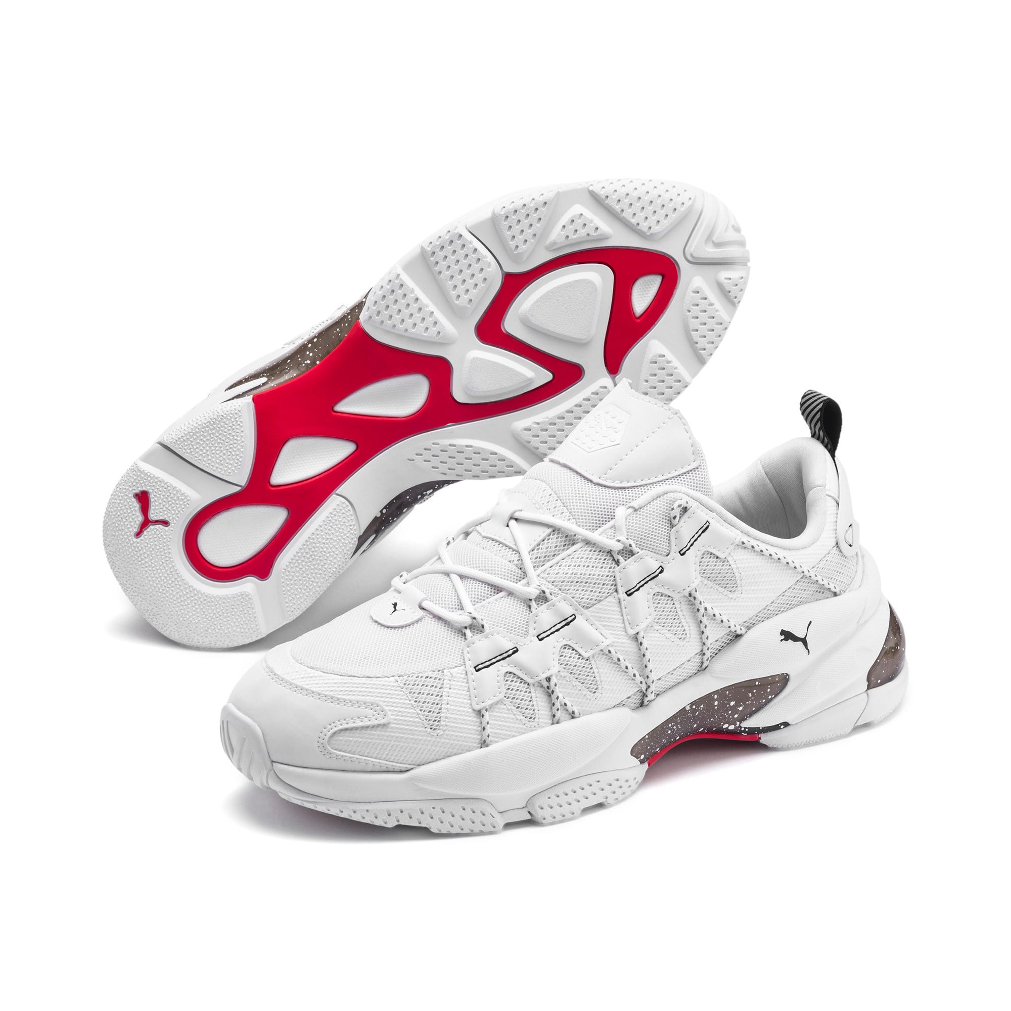 Thumbnail 8 of LQDCELL Omega Density Trainers, Puma White, medium-IND