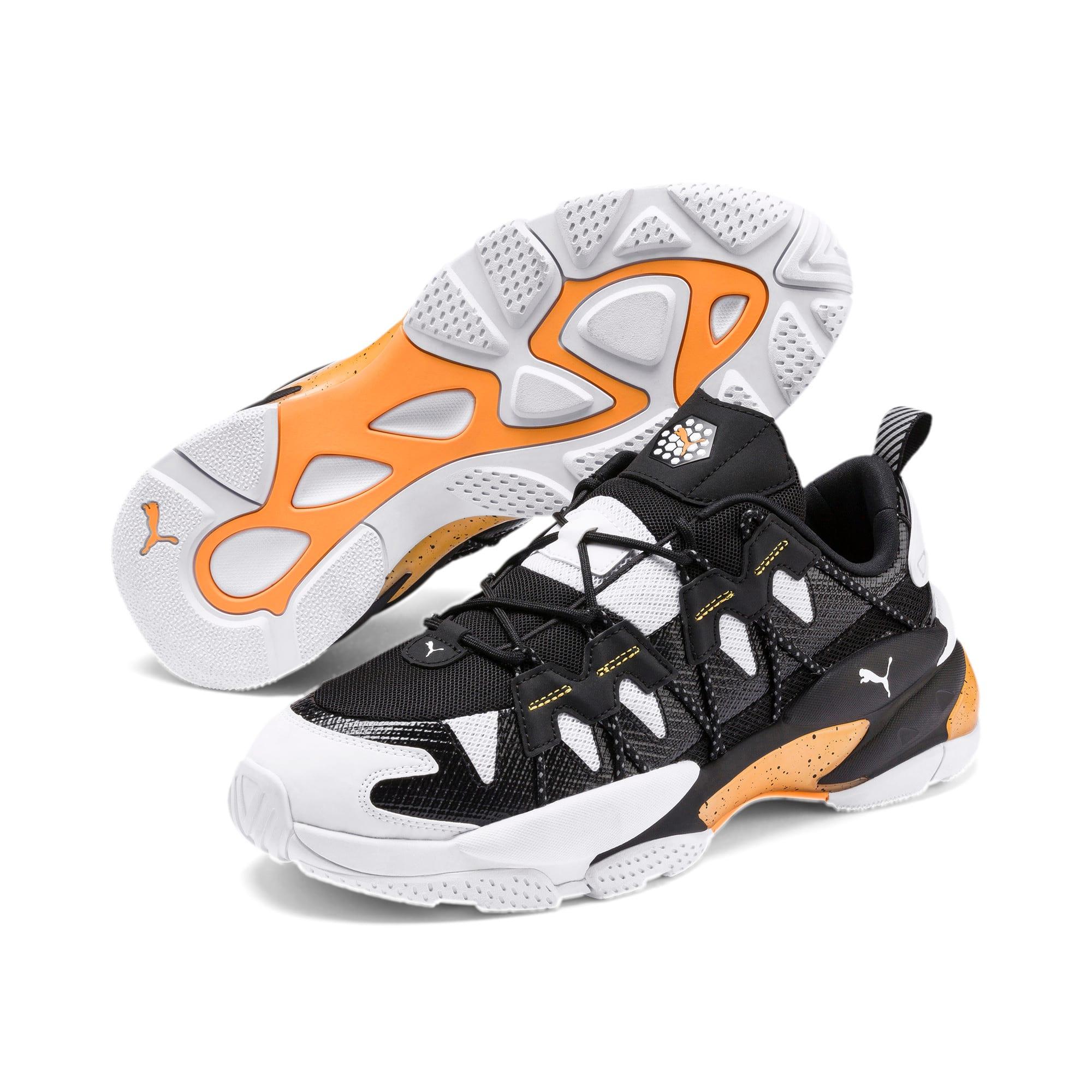 Thumbnail 2 of LQDCELL Omega Density Training Shoes, Puma White-Puma Black, medium