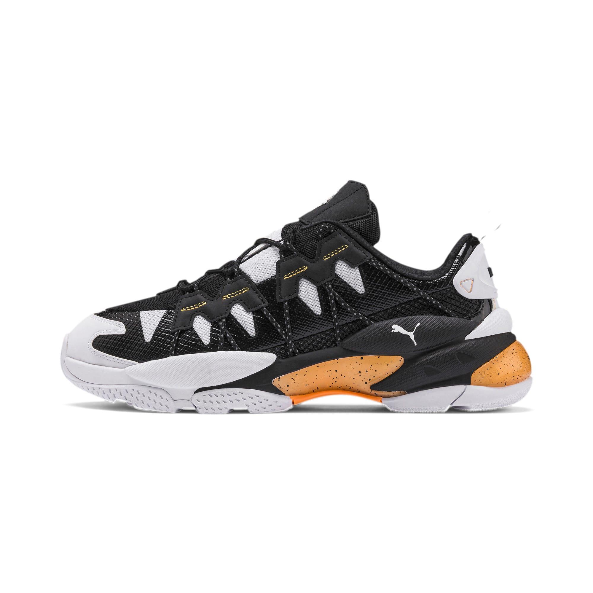 Thumbnail 1 of LQDCELL Omega Density Training Shoes, Puma White-Puma Black, medium