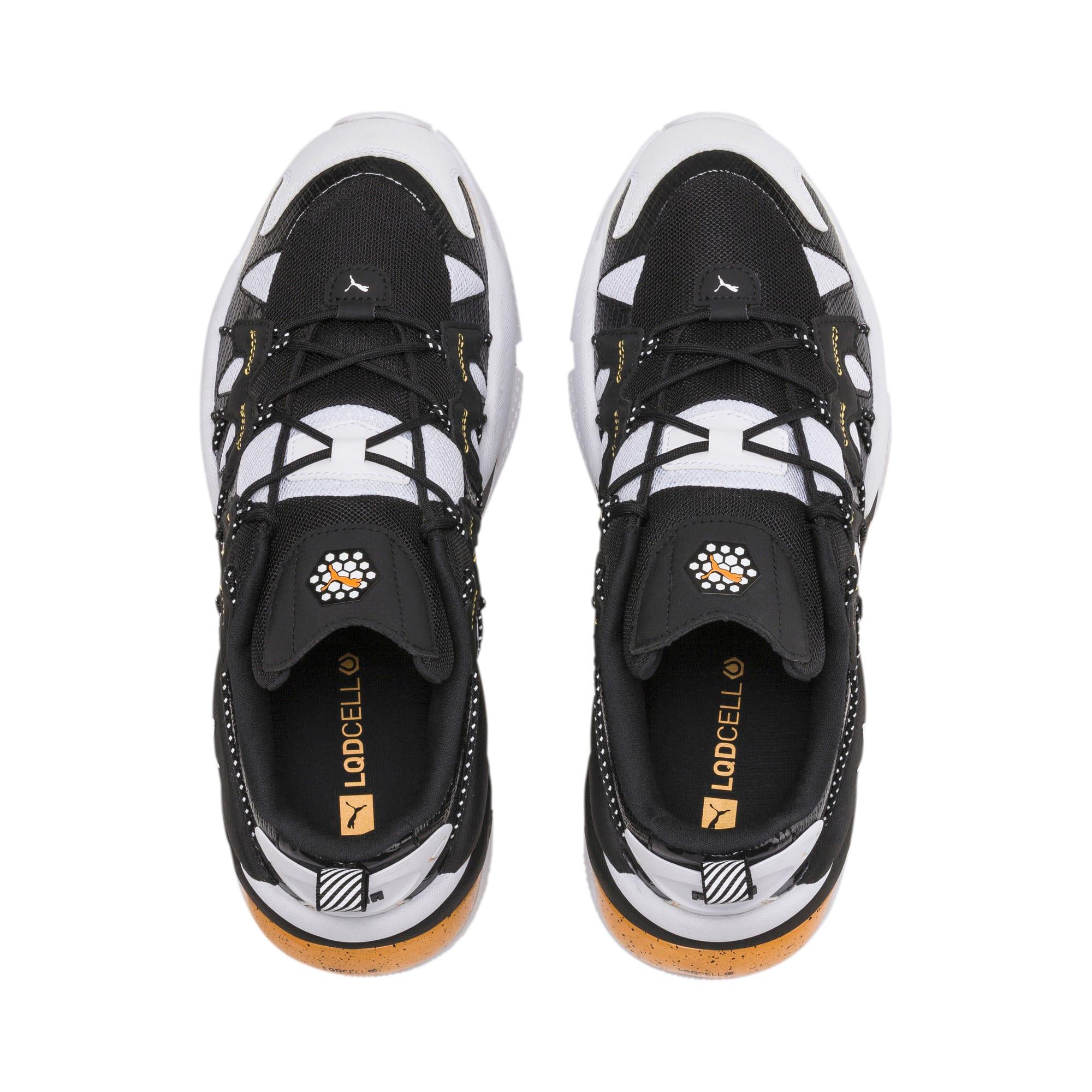 Thumbnail 6 of LQDCELL Omega Density Training Shoes, Puma White-Puma Black, medium