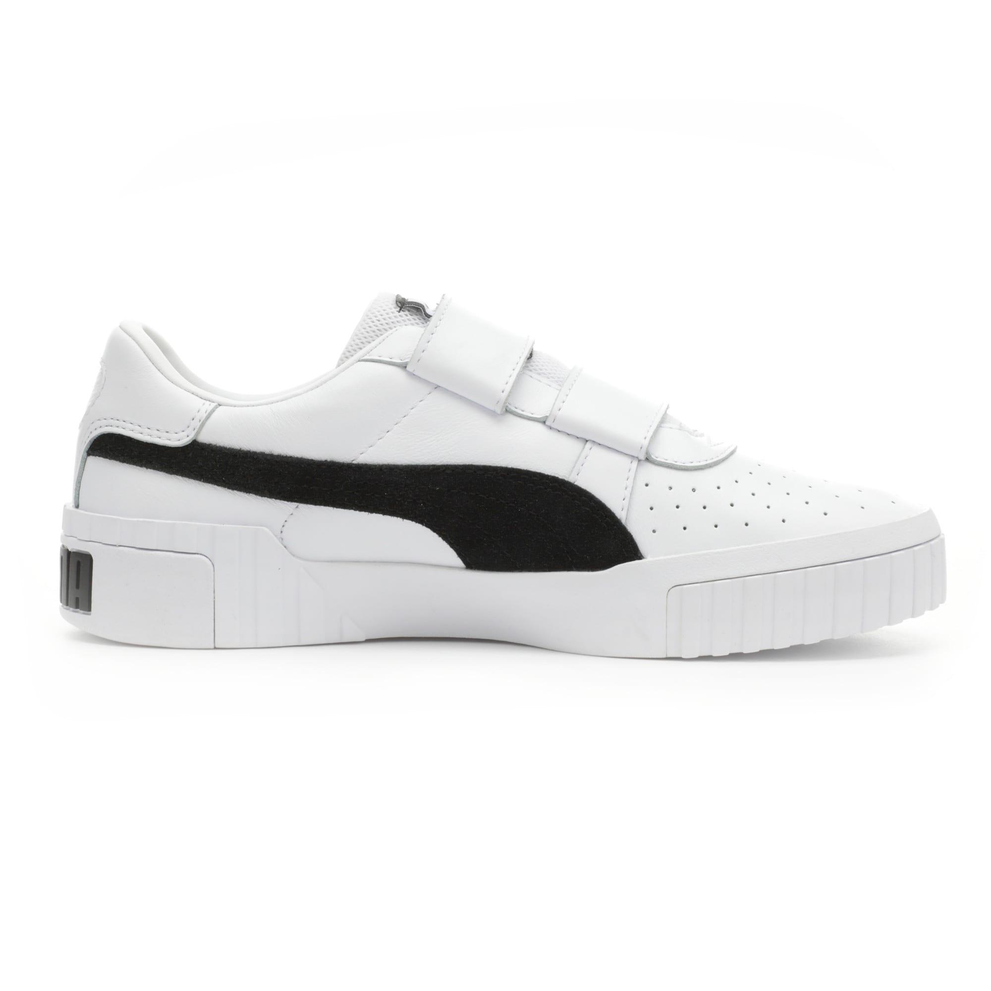 Thumbnail 6 van PUMA x SELENA GOMEZ Cali sportschoenen voor dames, Puma White-Puma Black, medium