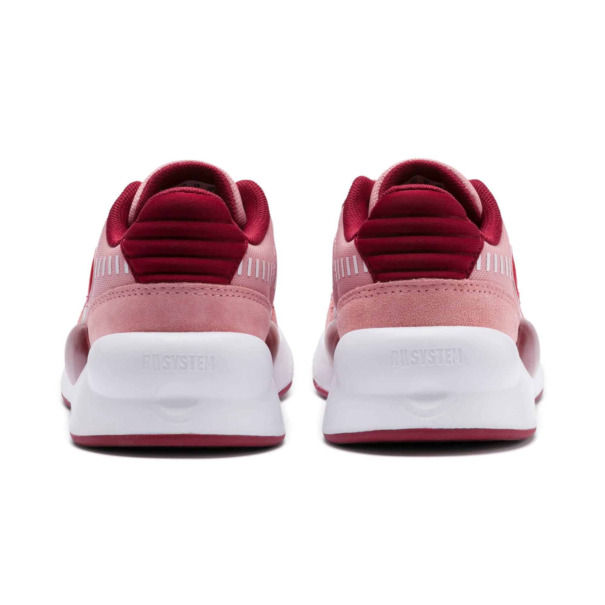 Thumbnail 3 of PUMA x SESAME STREET 50 RS 9.8 Little Kids' Shoes, Bridal Rose-Rhubarb, medium