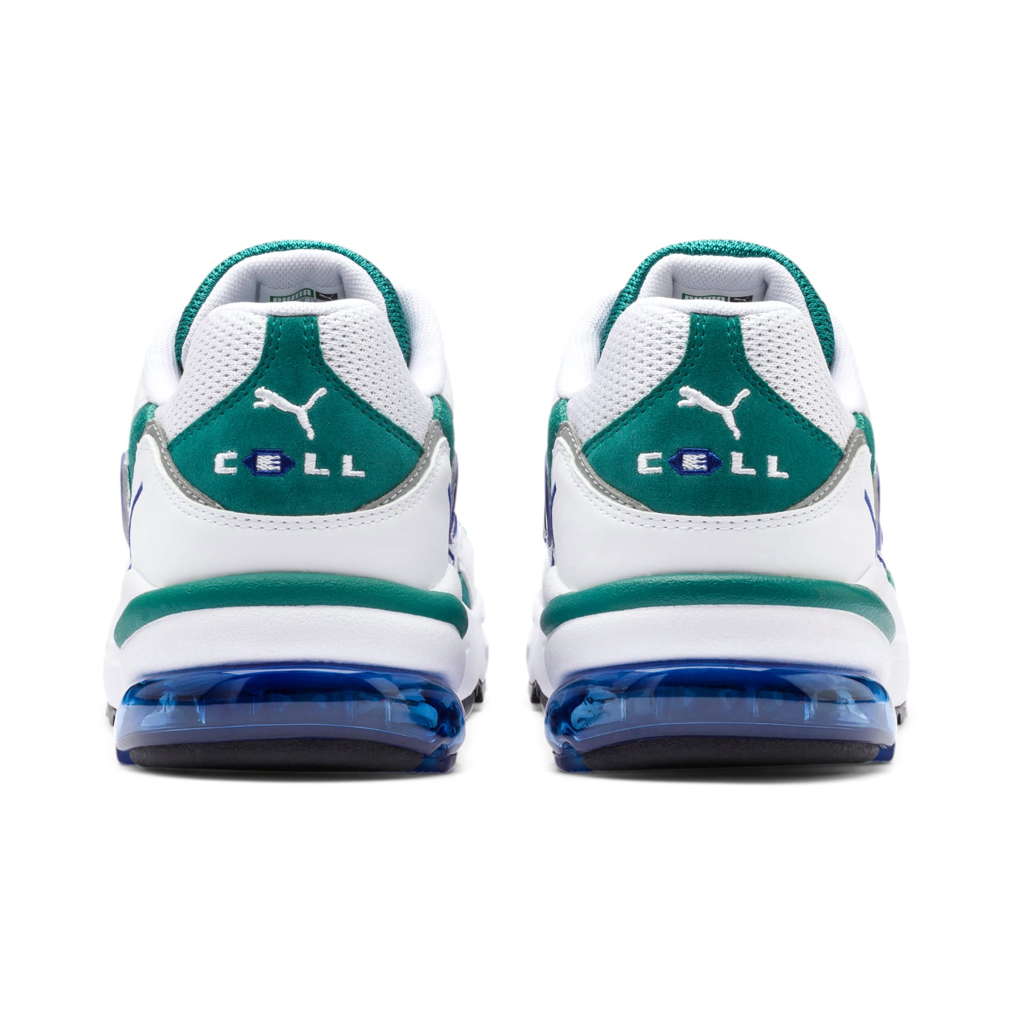 Thumbnail 4 of CELL Ultra OG Pack Sneakers, Puma White-Teal Green, medium