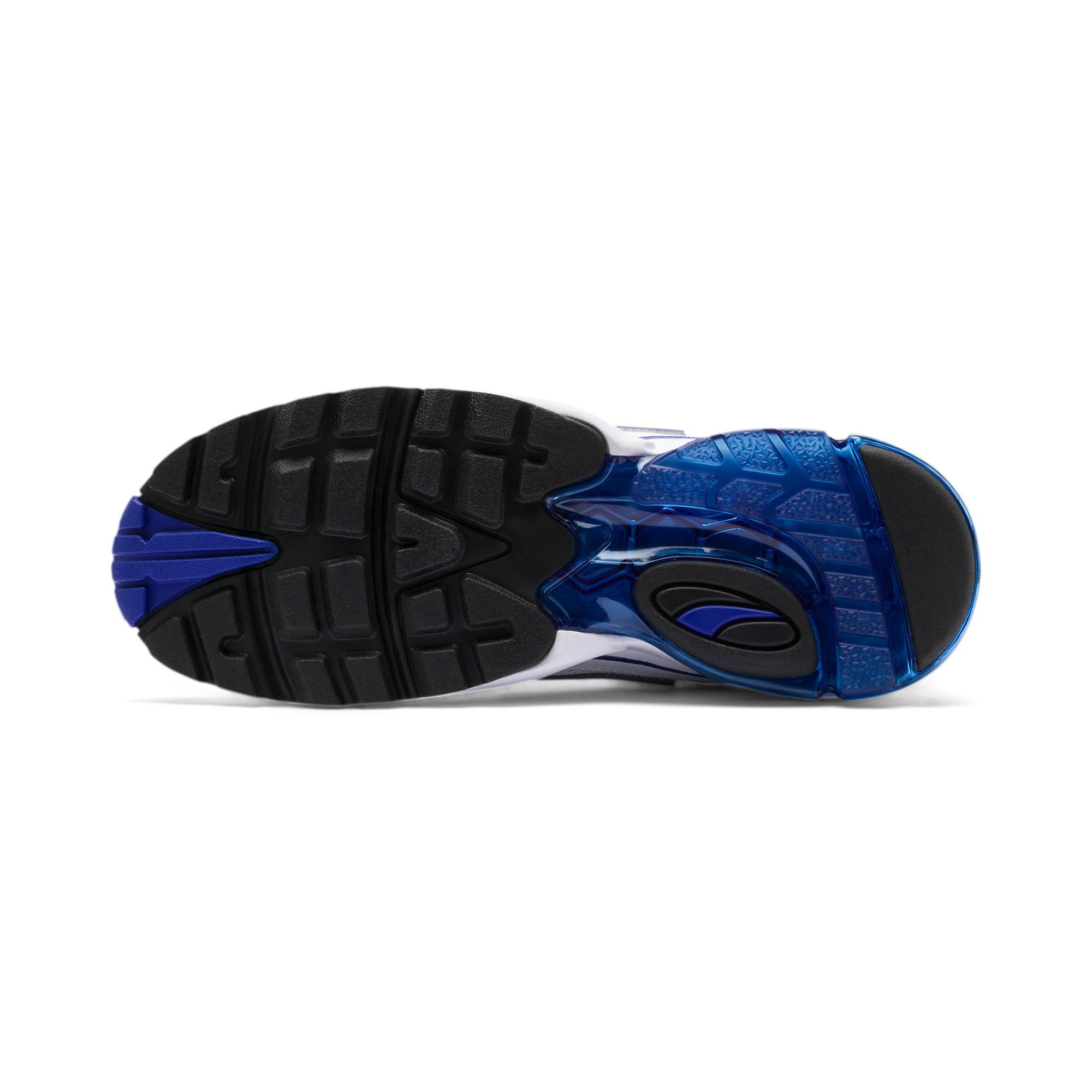 Thumbnail 5 of CELL Ultra OG Pack Sneakers, Puma White-Teal Green, medium
