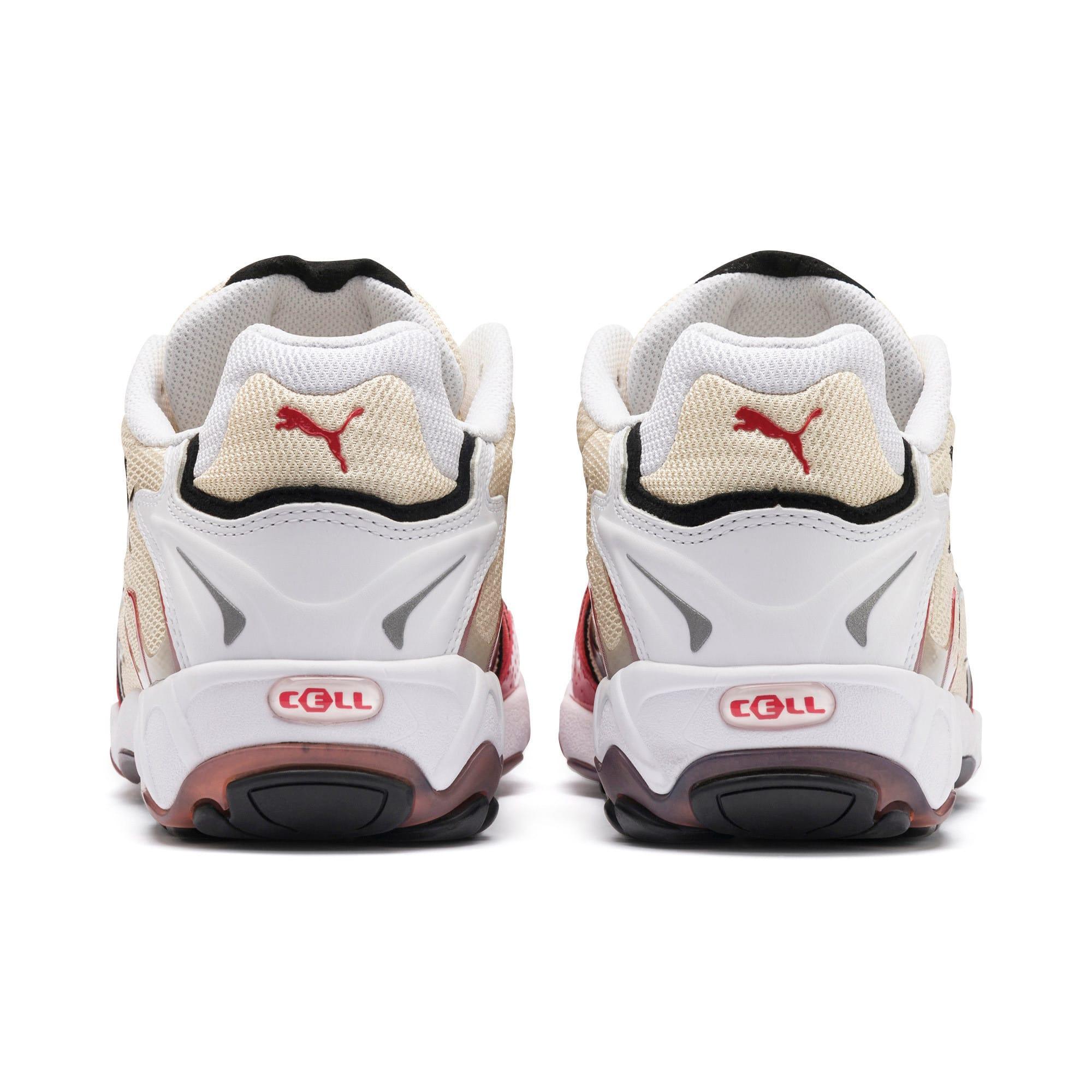 Thumbnail 4 of Inhale Sneakers, Summer Melon-High Risk Red, medium