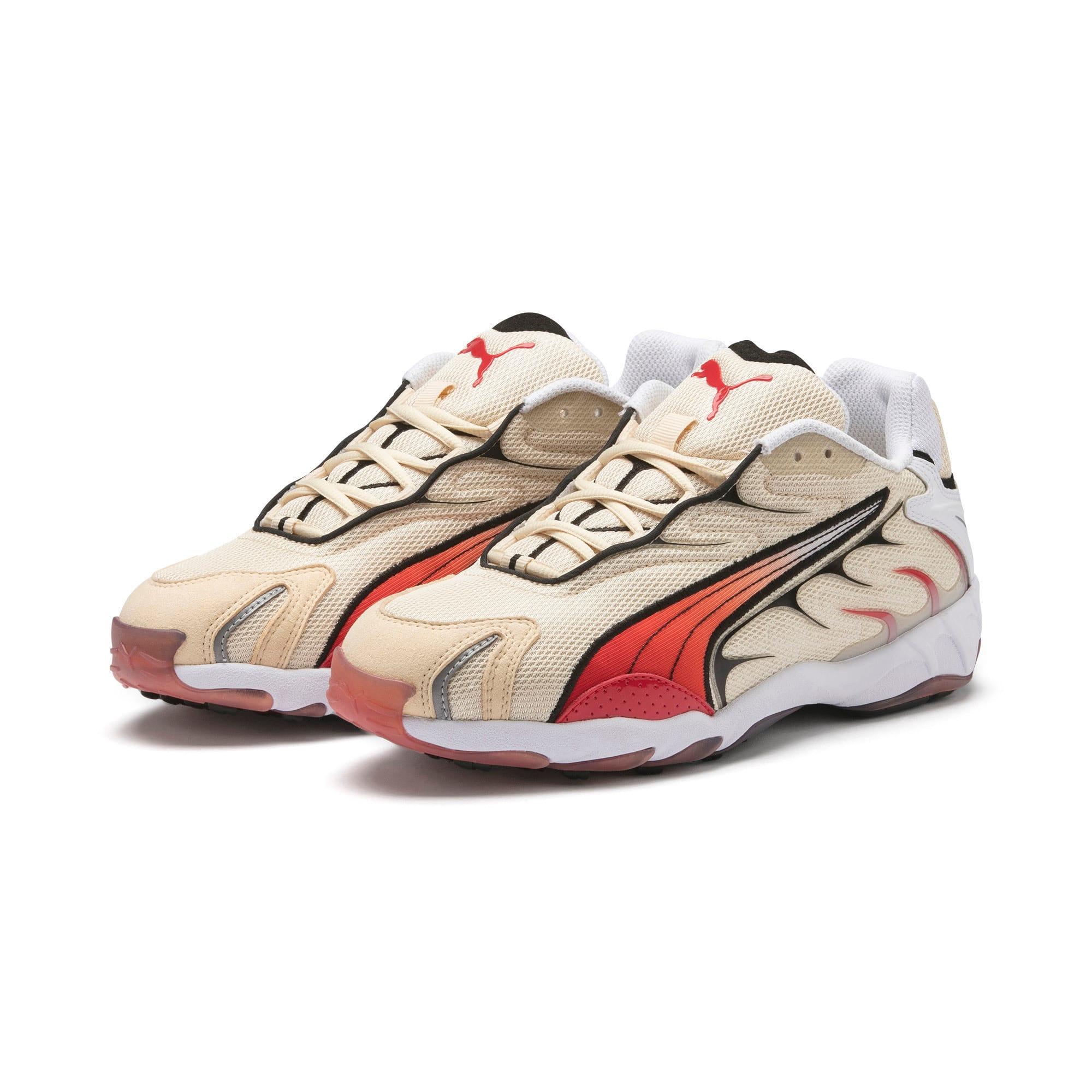 Thumbnail 3 of Inhale Sneakers, Summer Melon-High Risk Red, medium