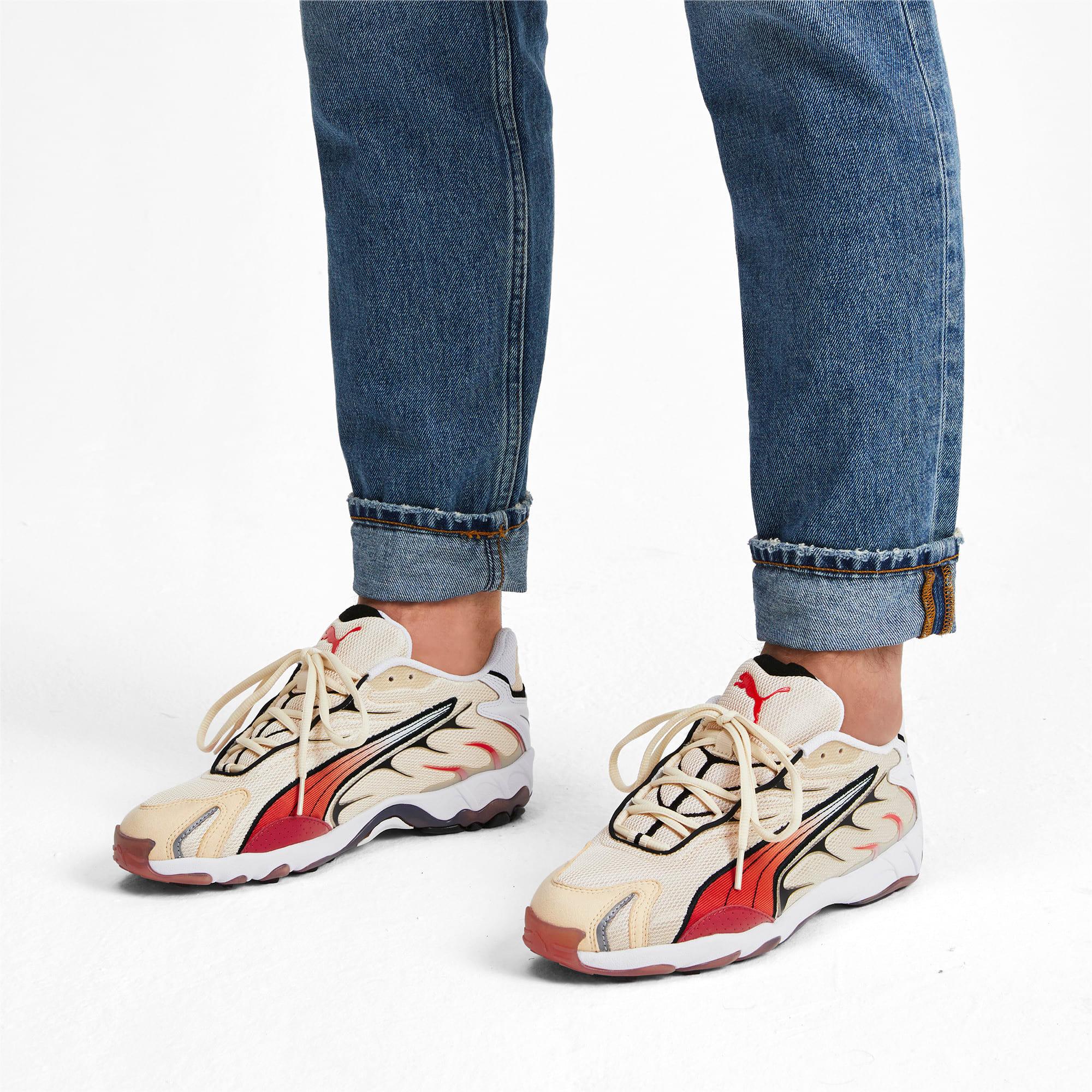 Thumbnail 2 of Inhale Sneakers, Summer Melon-High Risk Red, medium