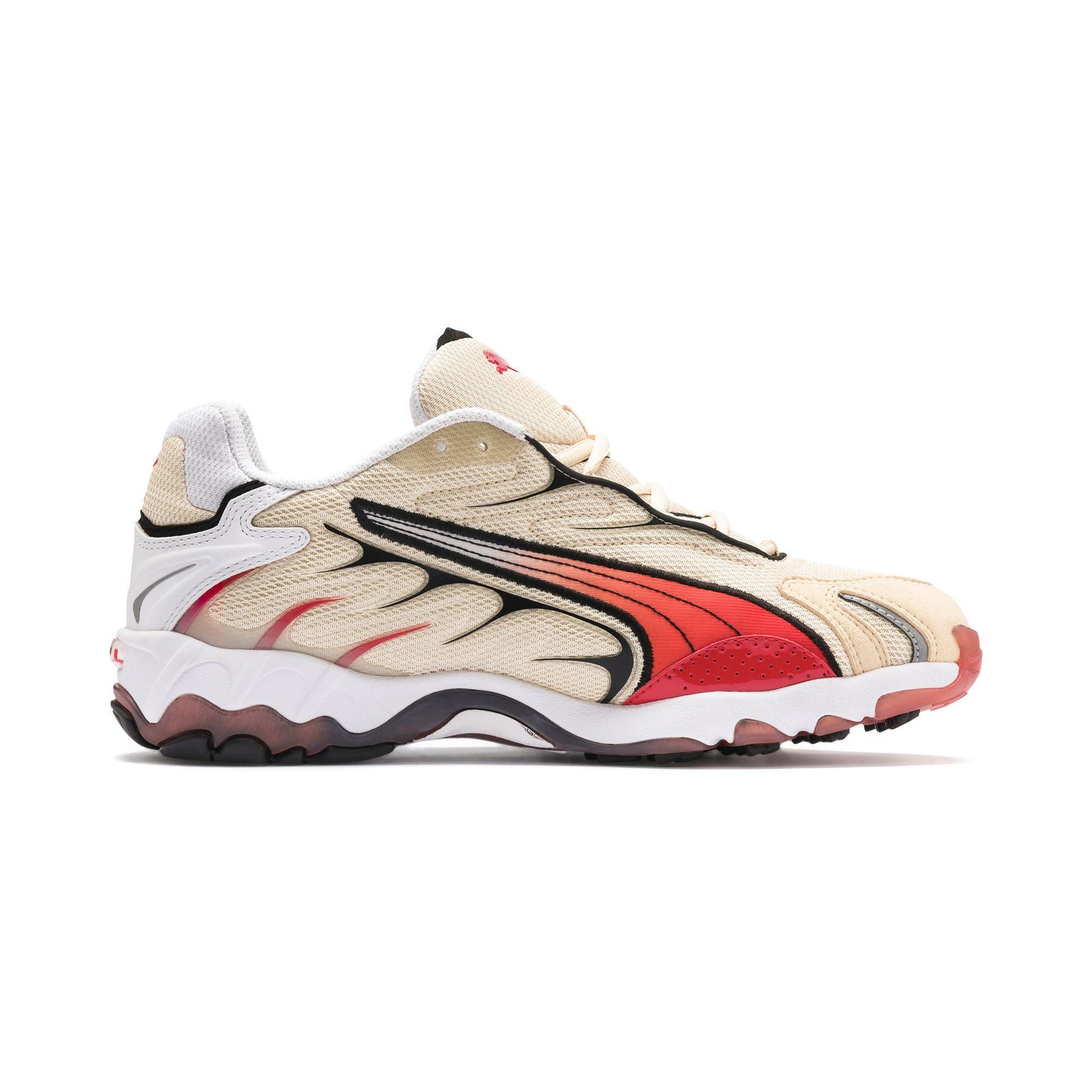 Thumbnail 6 of Inhale Sneakers, Summer Melon-High Risk Red, medium