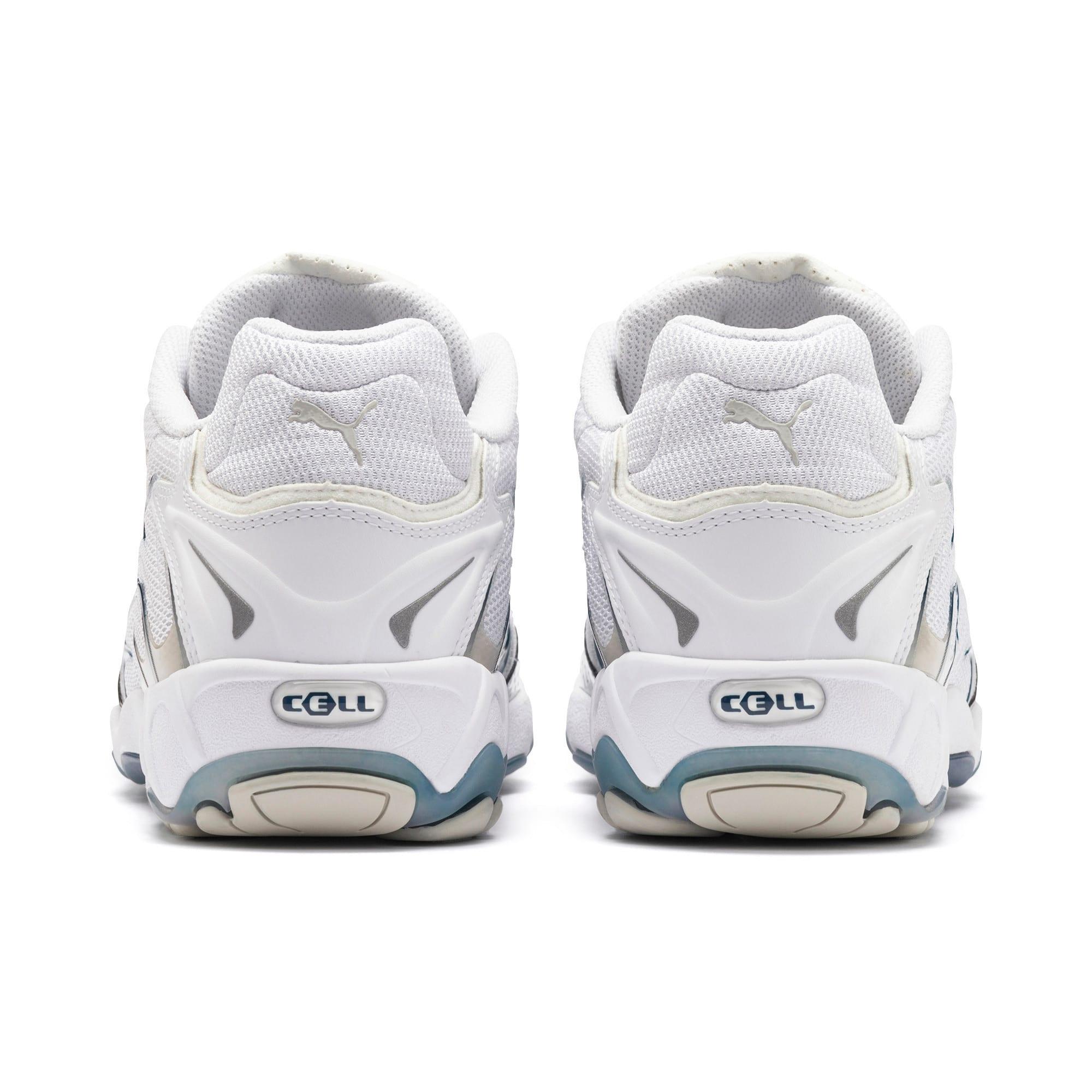 Thumbnail 4 of Inhale Sneakers, Puma White-Gray Violet, medium
