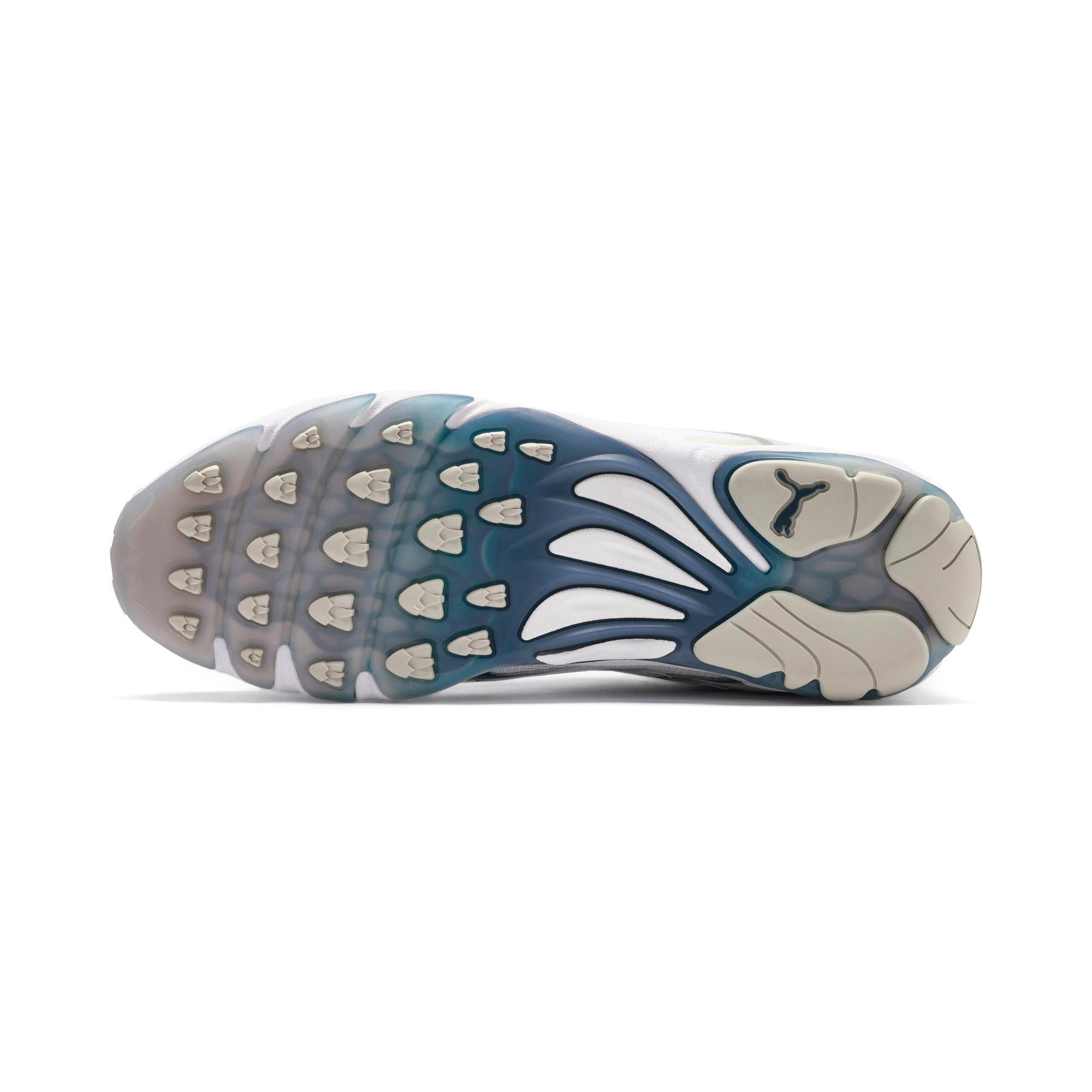 Thumbnail 5 of Inhale Sneakers, Puma White-Gray Violet, medium