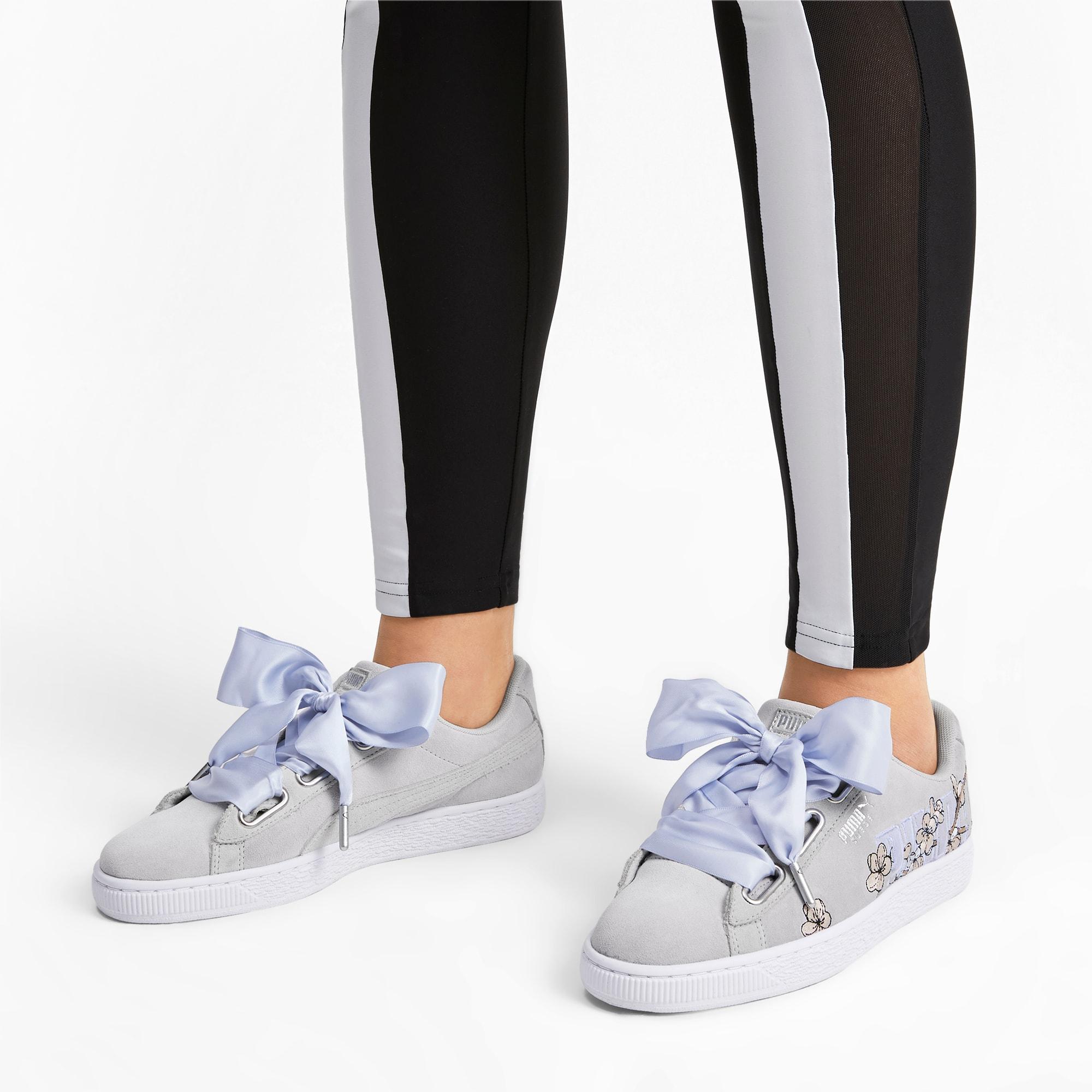 puma suede sneaker (women)