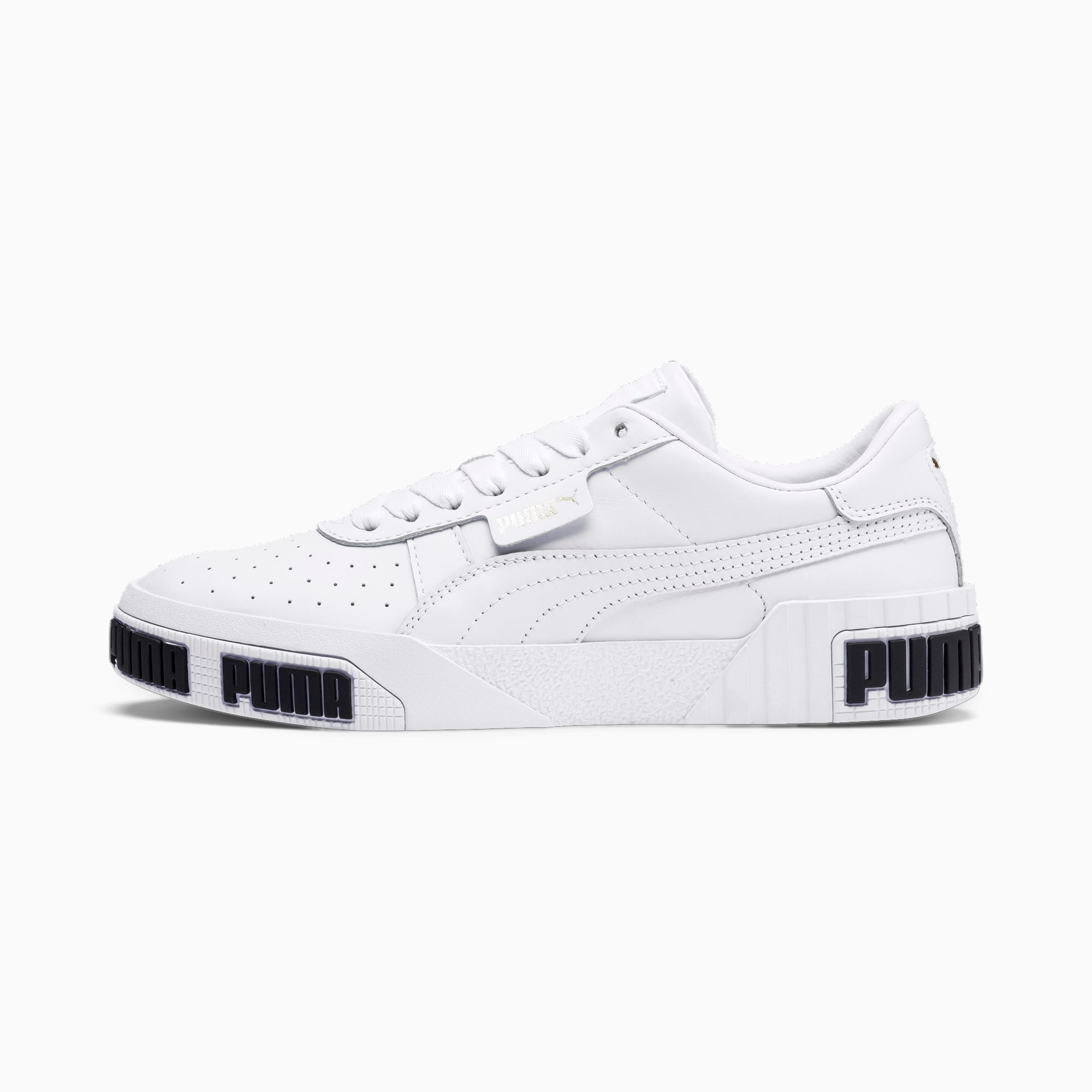 Sneakers | Cozy Puma Schuh Court Star Velcro Sneaker White