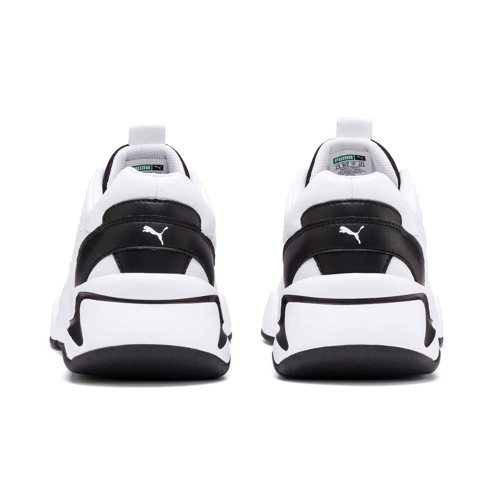 Thumbnail 4 of Nova Women's Sneakers, Puma White-Puma Black, medium