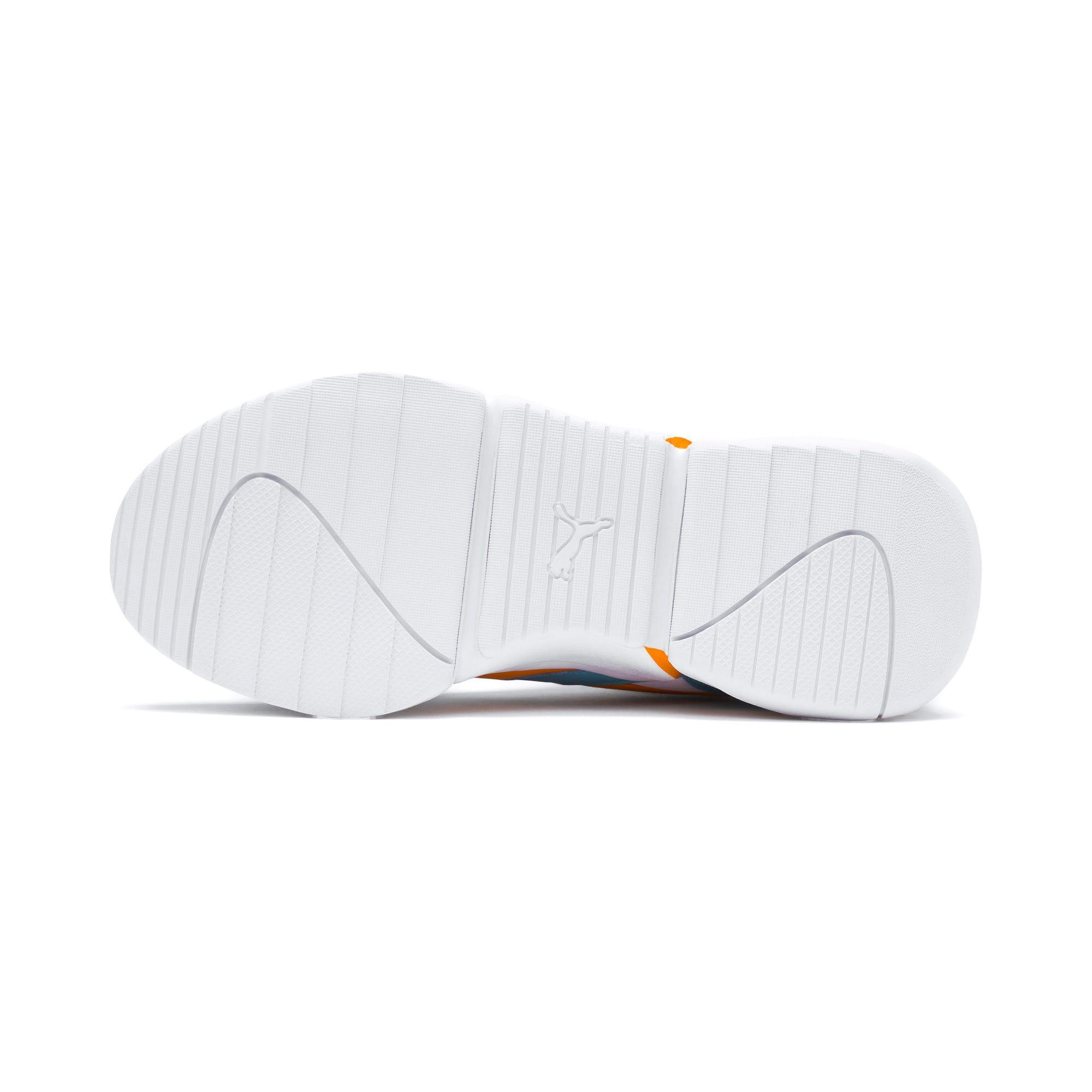 Thumbnail 5 of Nova Women's Sneakers, Puma White-Milky Blue, medium