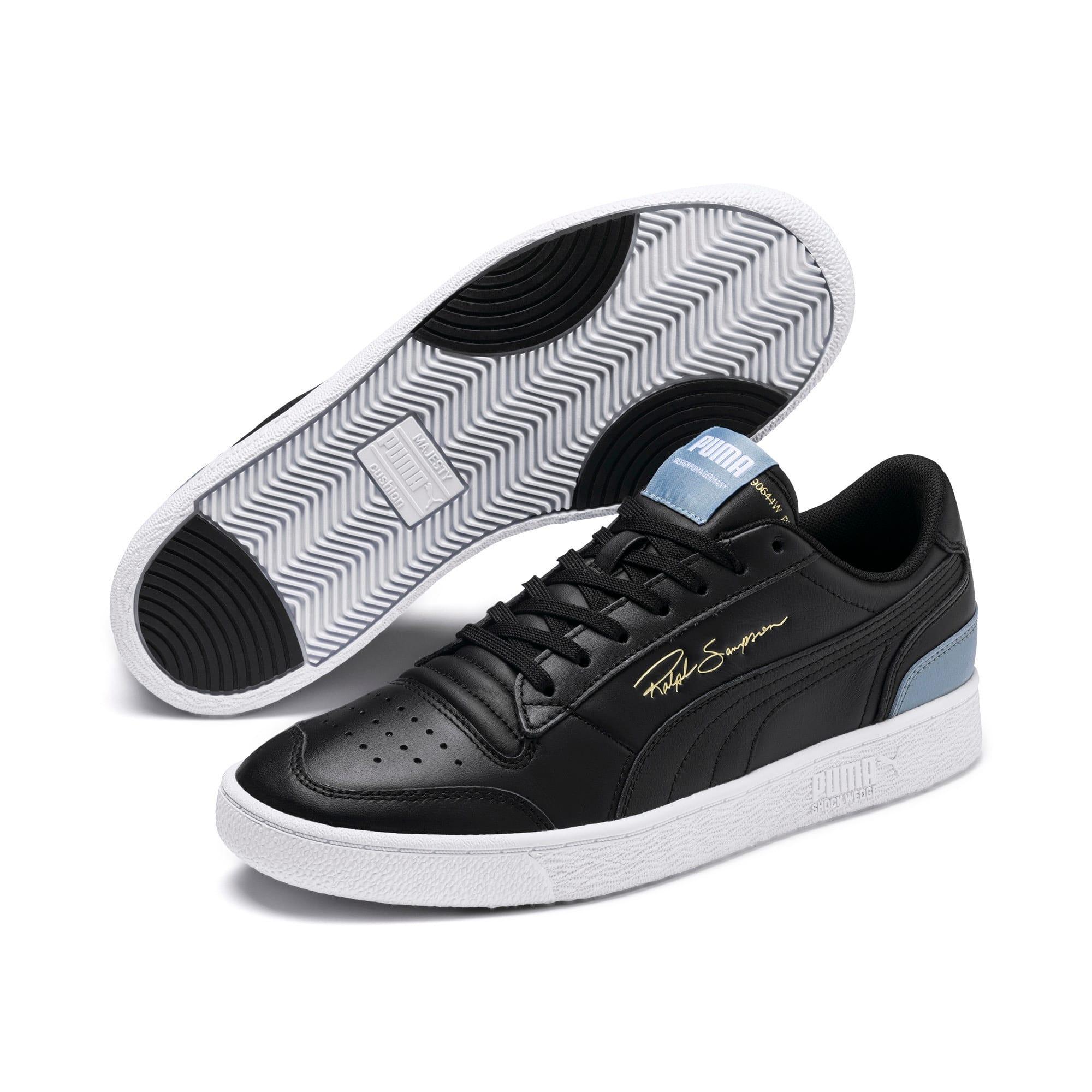 Miniatura 2 de Zapatos deportivosRalph Sampson Lo, Puma Blk-Puma Blk-FadedDenim, mediano