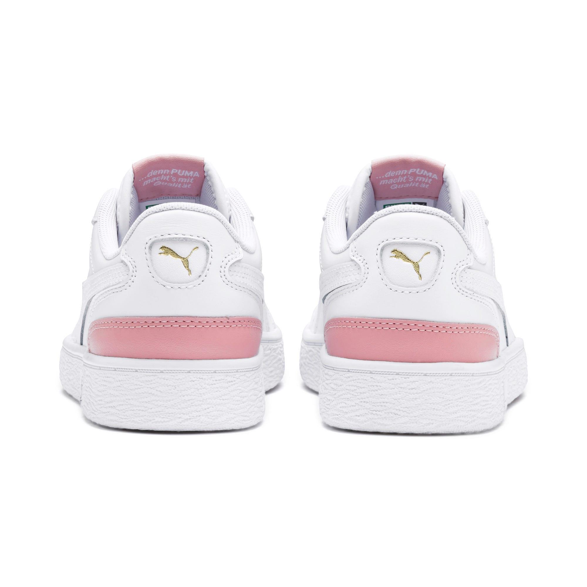 Thumbnail 3 van Lage Ralph Sampson sneakers, Puma Wht-Puma Wht-BridalRose, medium