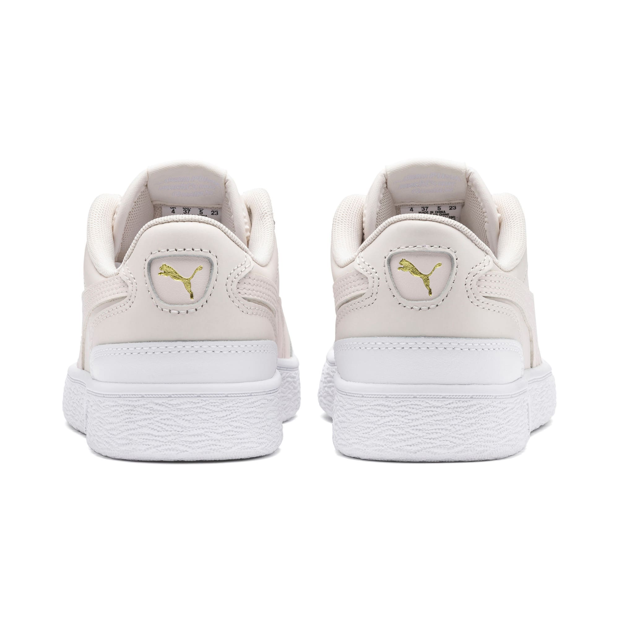 Thumbnail 3 of Ralph Sampson Lo Trainers, Pastel-Pastel-Puma White, medium
