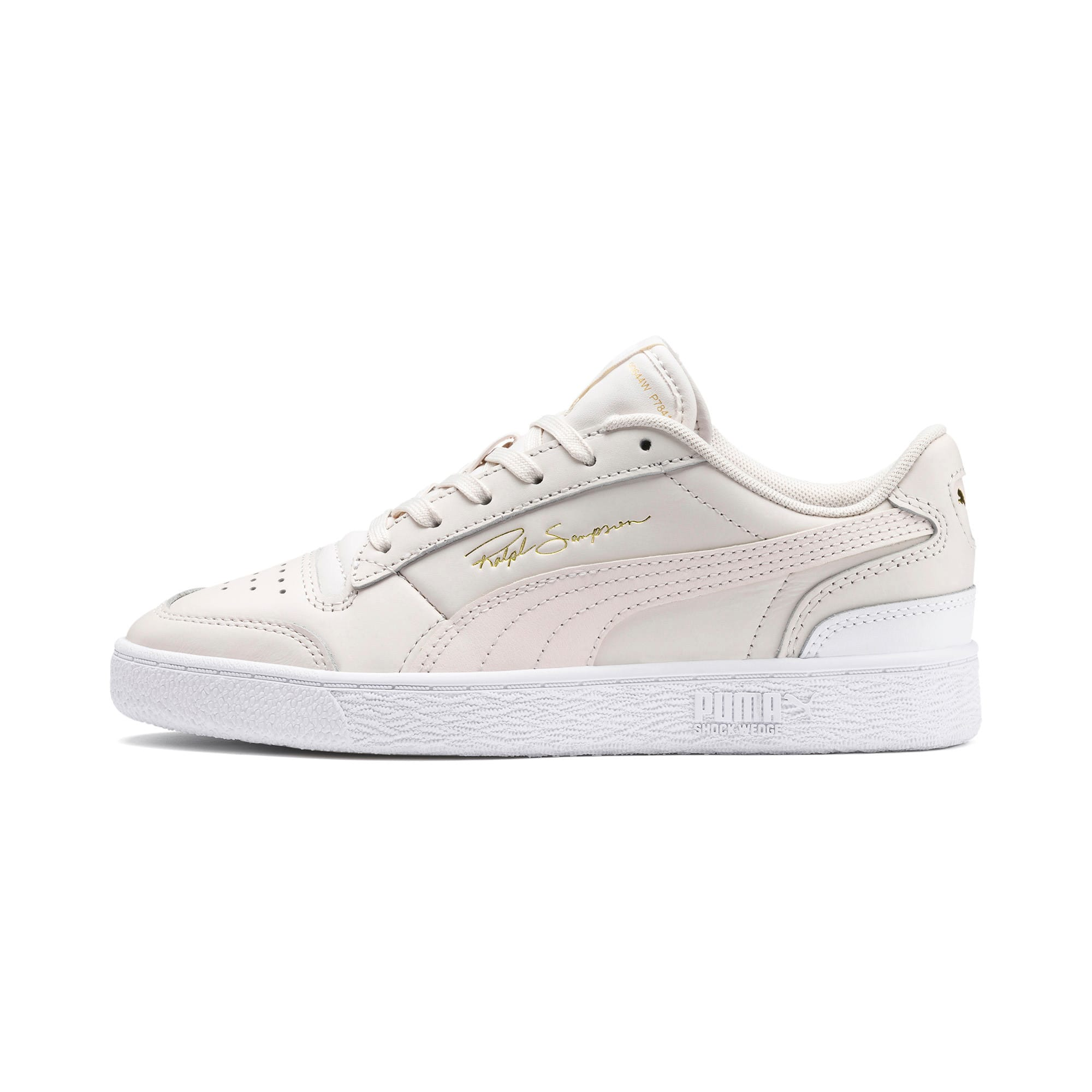 Thumbnail 1 of Ralph Sampson Lo Trainers, Pastel-Pastel-Puma White, medium