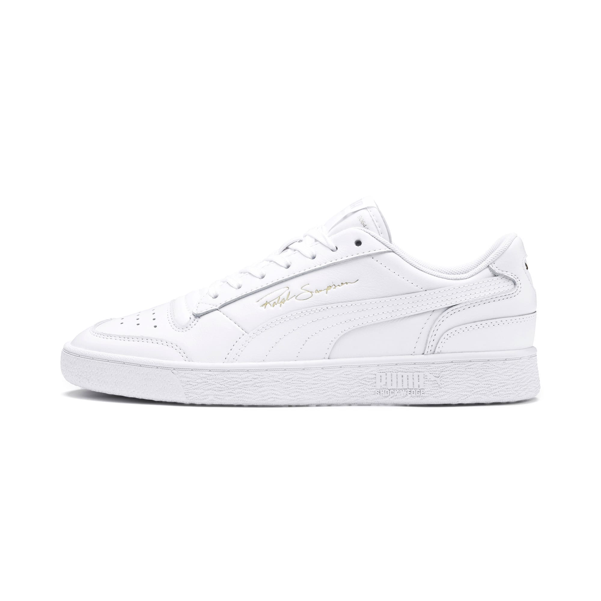 Thumbnail 1 of Ralph Sampson Lo Sneakers, Puma Wht-Puma Wht-Puma Wht, medium