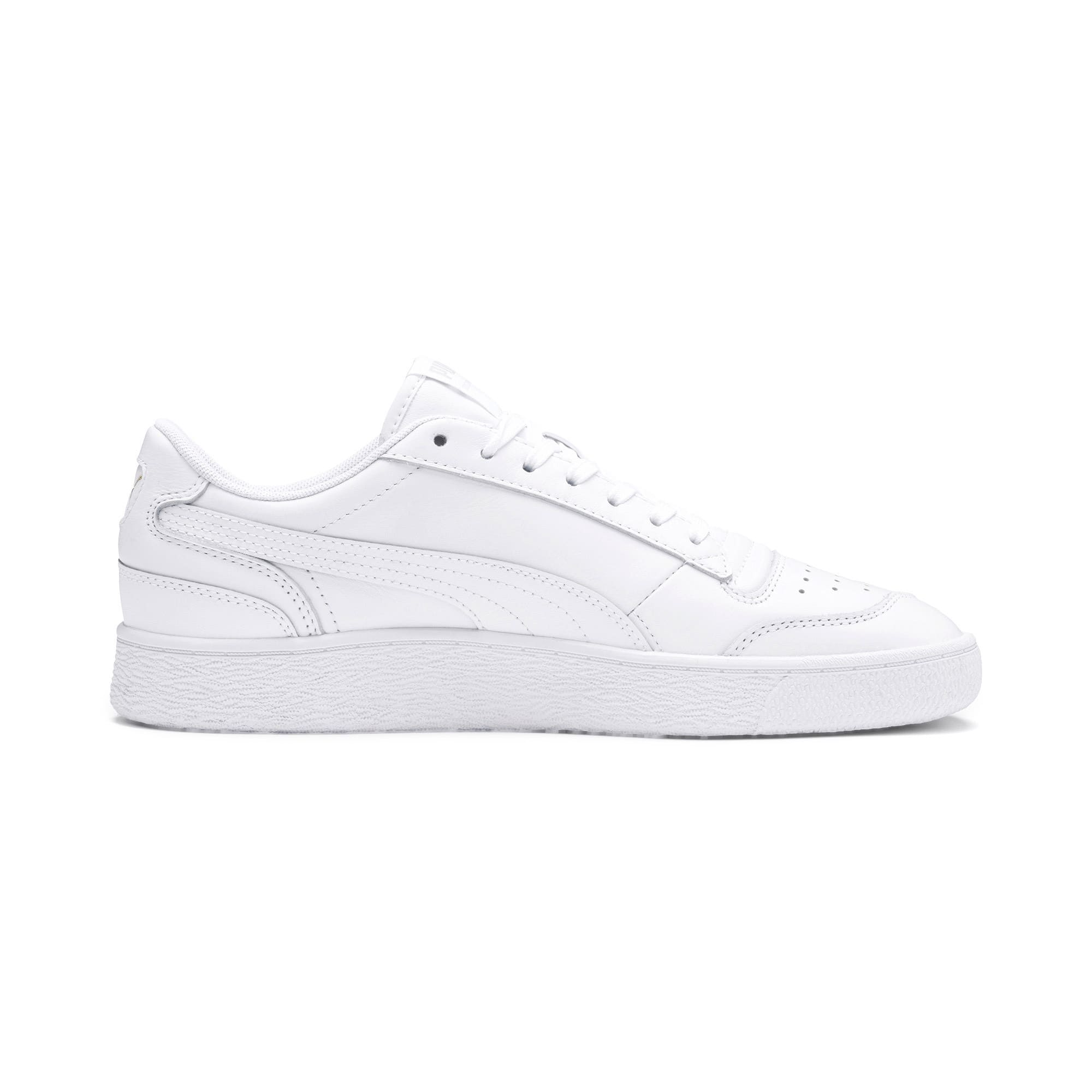 Thumbnail 6 of Ralph Sampson Lo Sneakers, Puma Wht-Puma Wht-Puma Wht, medium