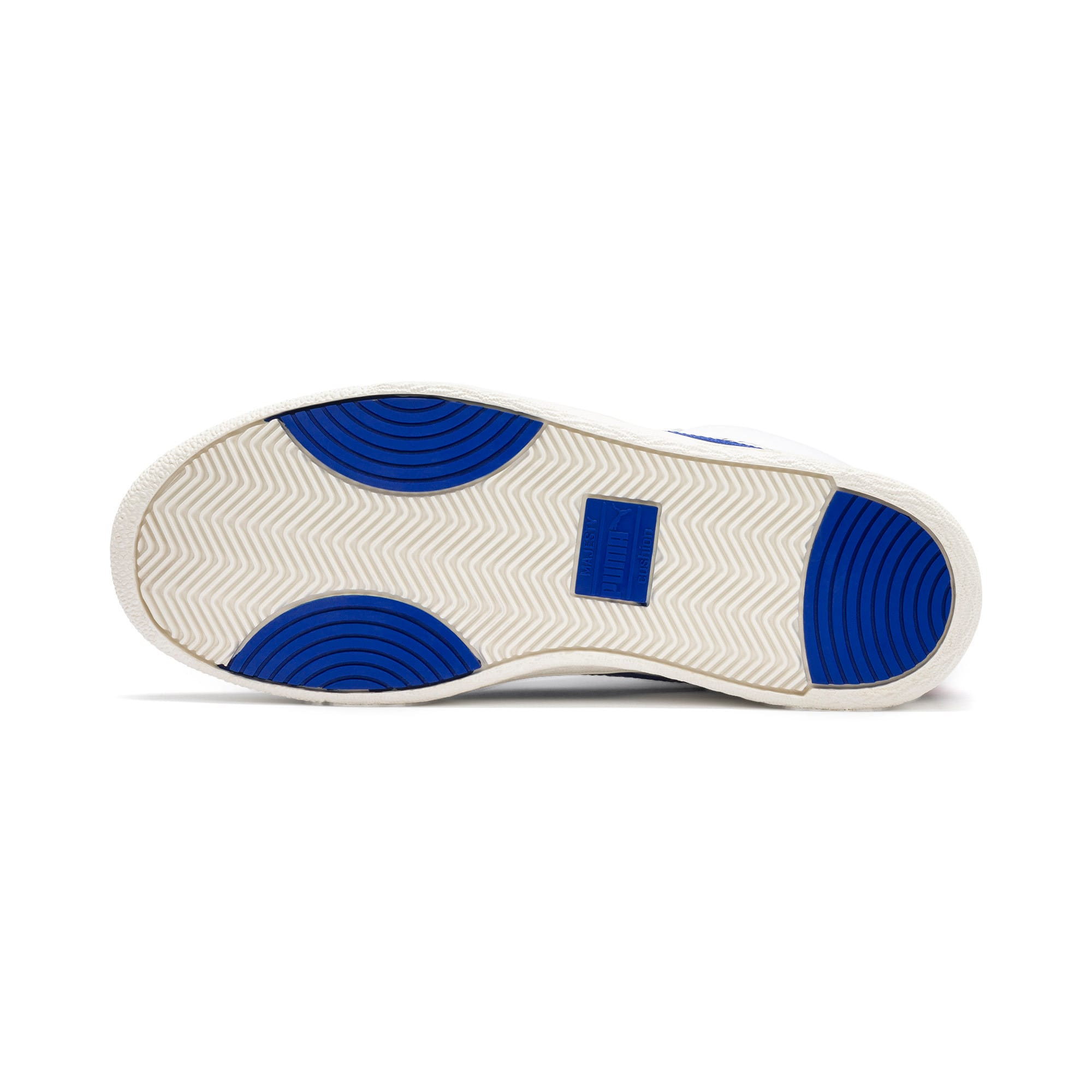 Thumbnail 4 of Ralph Sampson Mid Sneakers, Wht-Surf The Web-Marshmallow, medium