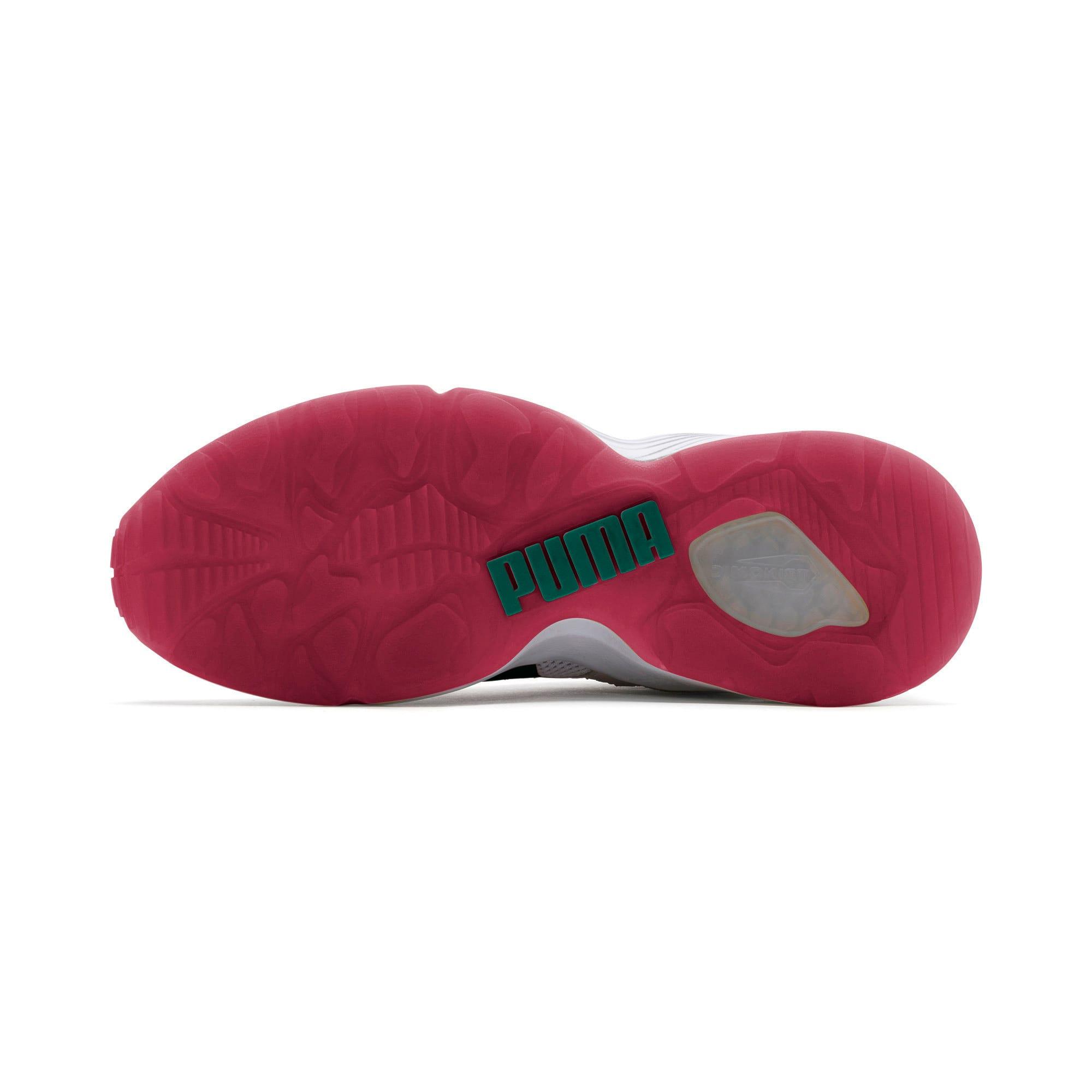 Thumbnail 4 of Prevail Classic Sneakers, Puma White-Teal Green, medium