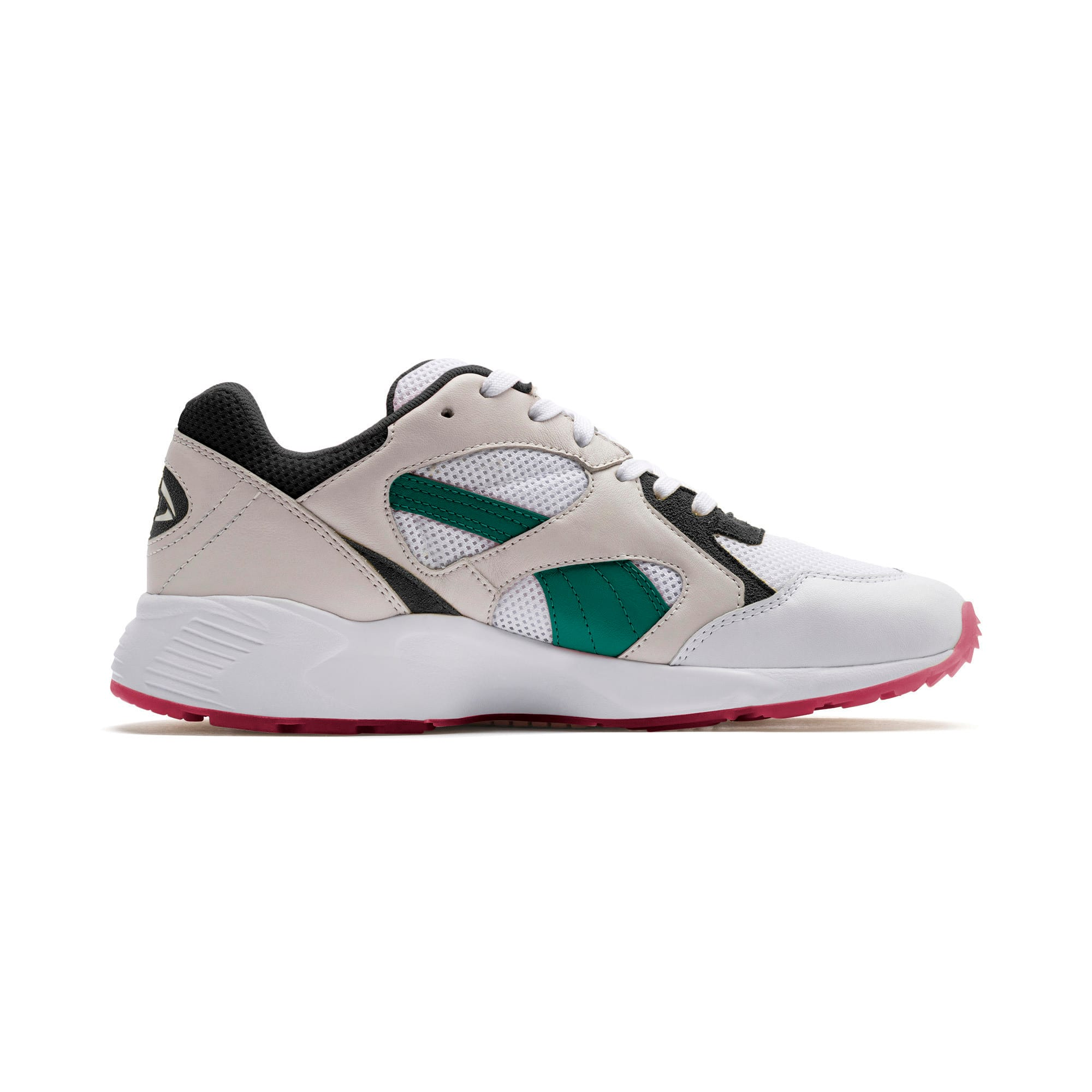 Thumbnail 5 of Prevail Classic Trainers, Puma White-Teal Green, medium