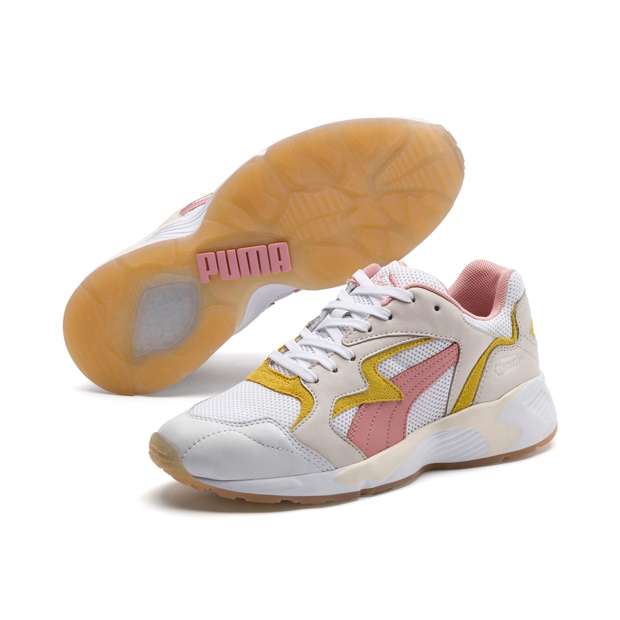 Thumbnail 2 of Scarpe da ginnastica Prevail Classic, Puma White-Sulphur, medium