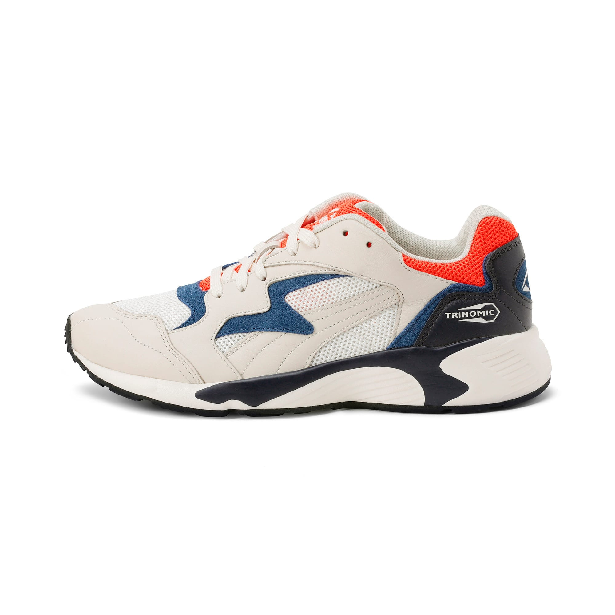 Thumbnail 1 of Prevail Classic Trainers, Whisper White-Nrgy Red, medium-IND