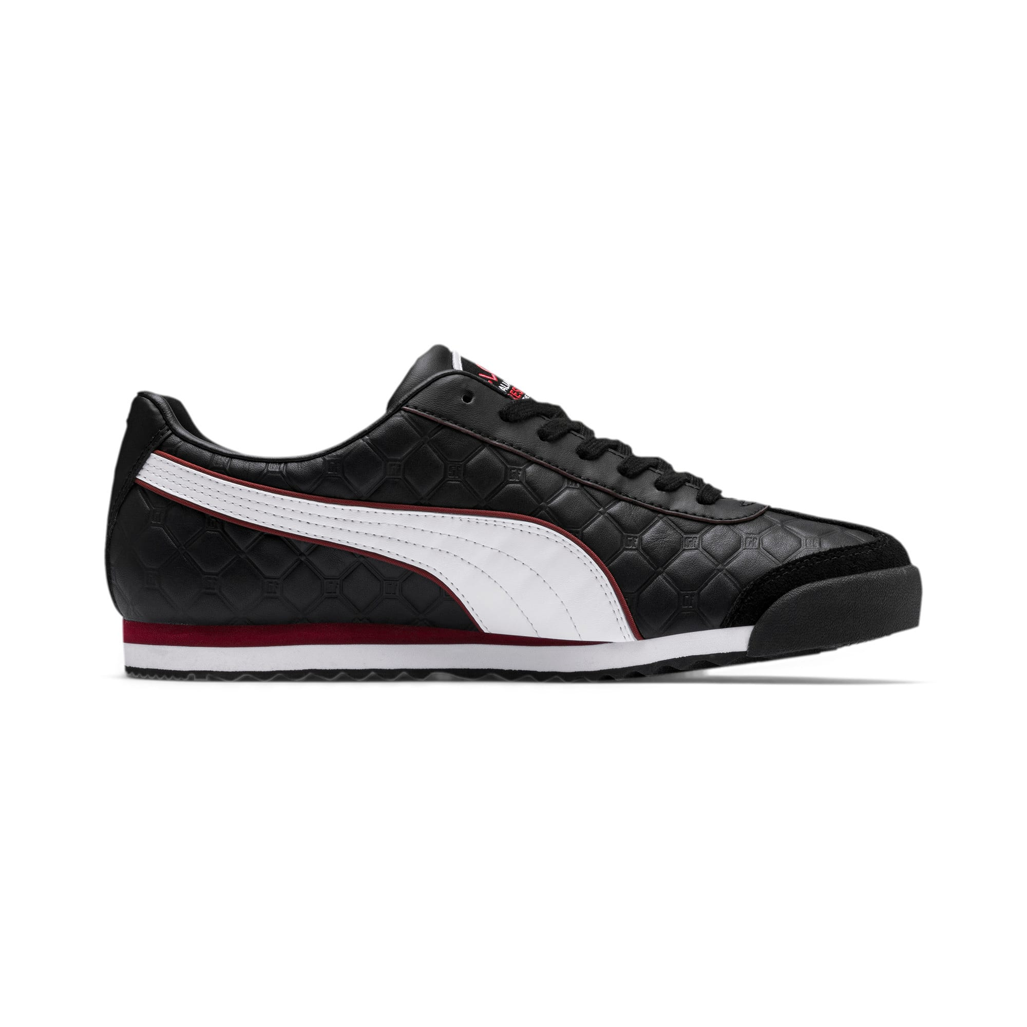 Thumbnail 5 of Roma x The Godfather LOUIS Herren Sneaker, Puma Black-Fired Brick, medium