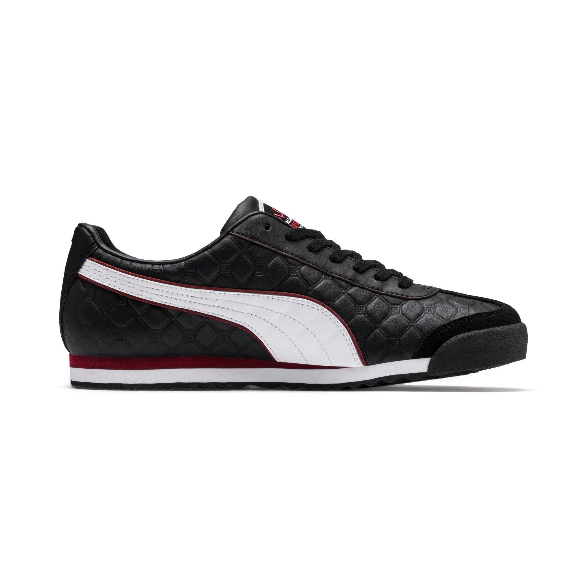 Miniatura 5 de Zapatos deportivos PUMA x THE GODFATHER Roma Louis, Puma Black-Fired Brick, mediano
