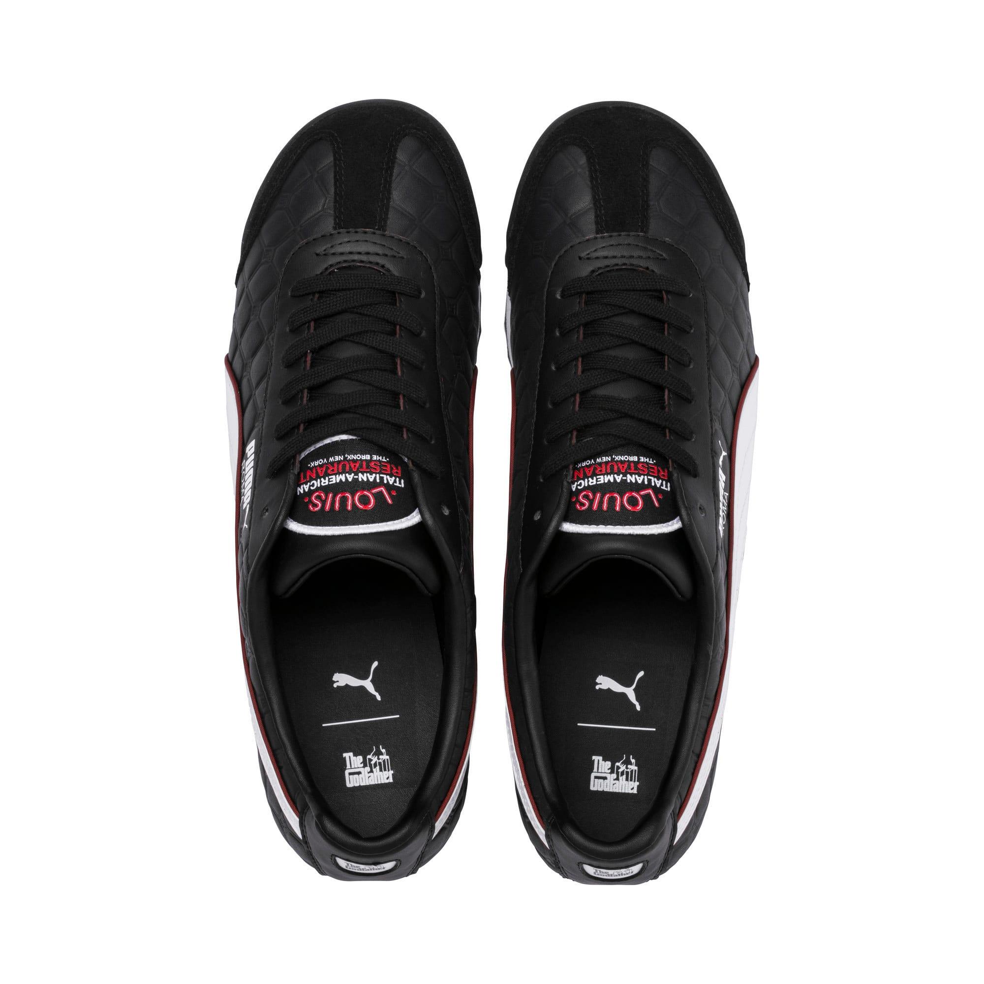Miniatura 6 de Zapatos deportivos PUMA x THE GODFATHER Roma Louis, Puma Black-Fired Brick, mediano