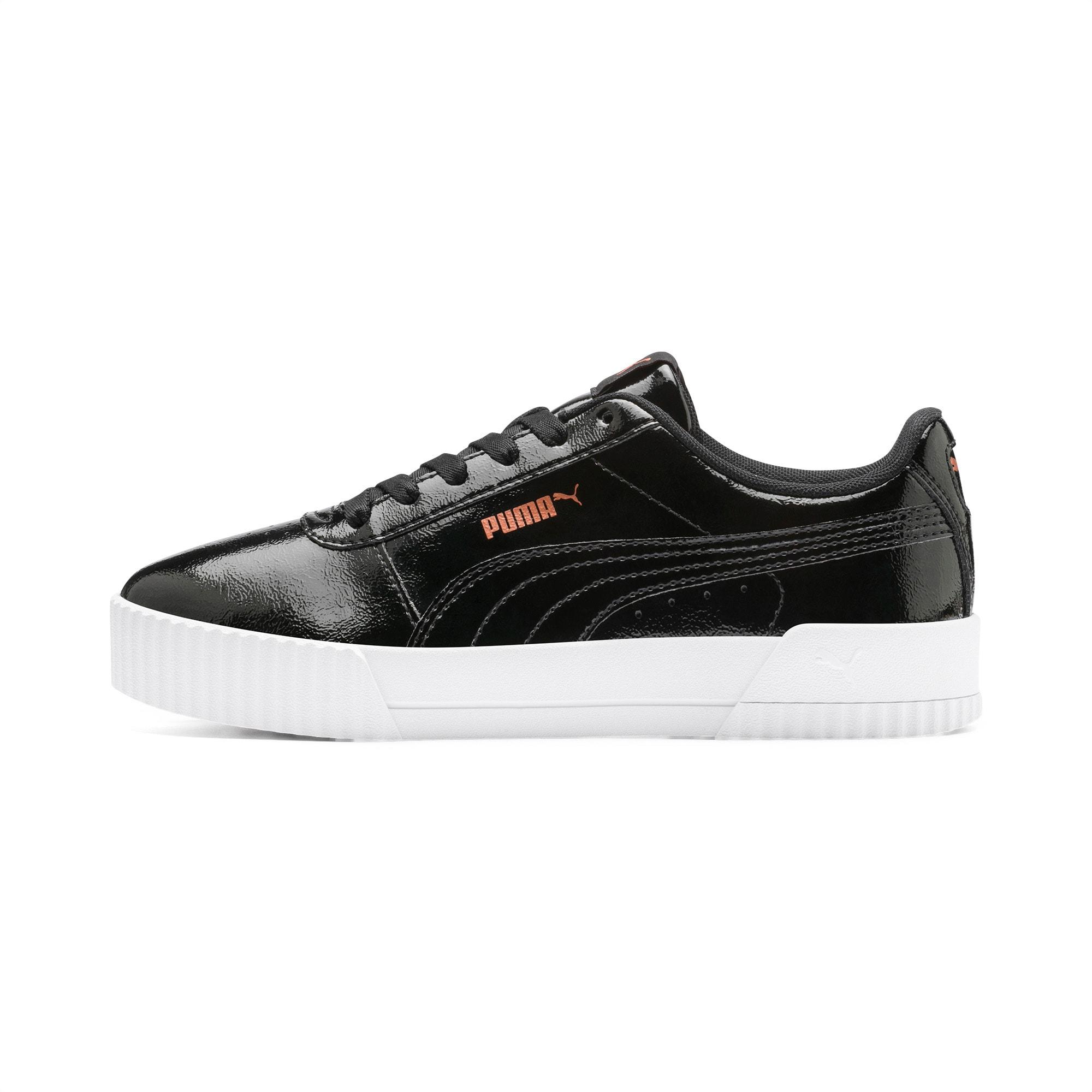 Carina P Damen Sneaker | Puma Black Puma Black | PUMA