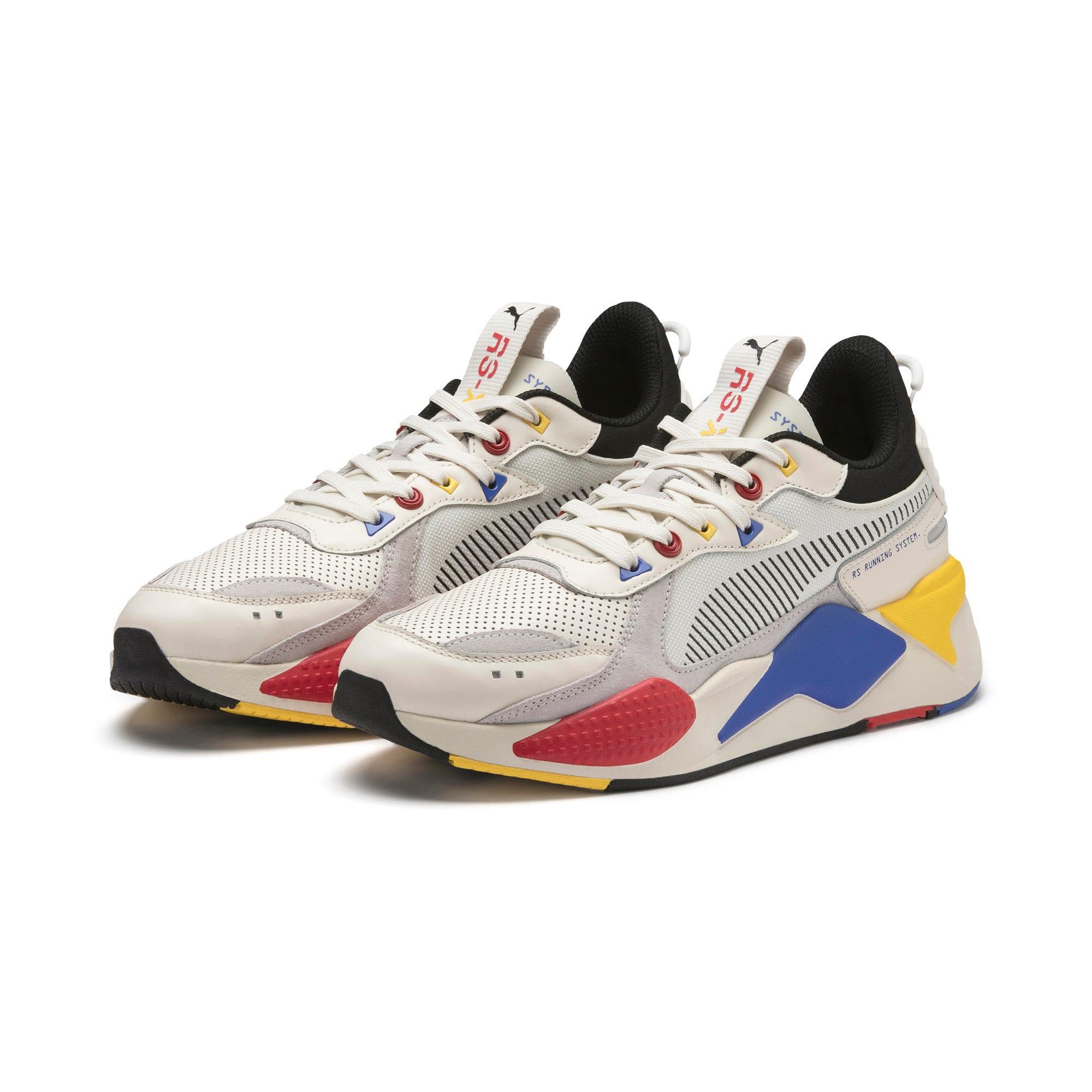 Thumbnail 3 of RS-X Colour Theory Sneaker, Whisper White-Puma Black, medium