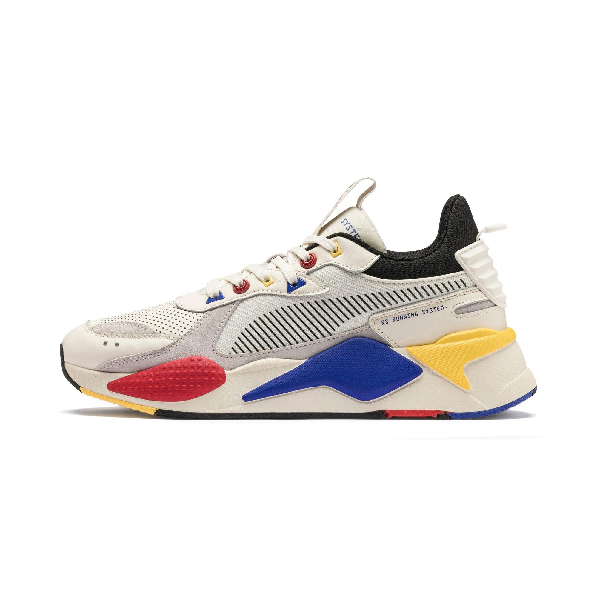 Thumbnail 1 of RS-X Colour Theory Sneaker, Whisper White-Puma Black, medium
