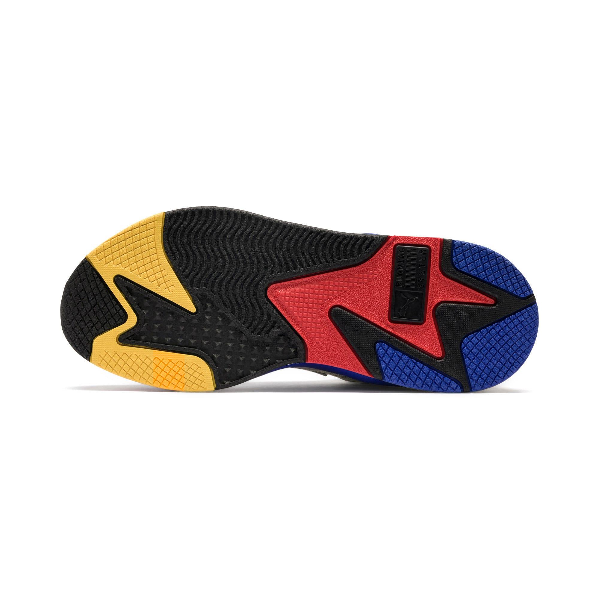 Thumbnail 5 of RS-X Colour Theory Sneaker, Whisper White-Puma Black, medium