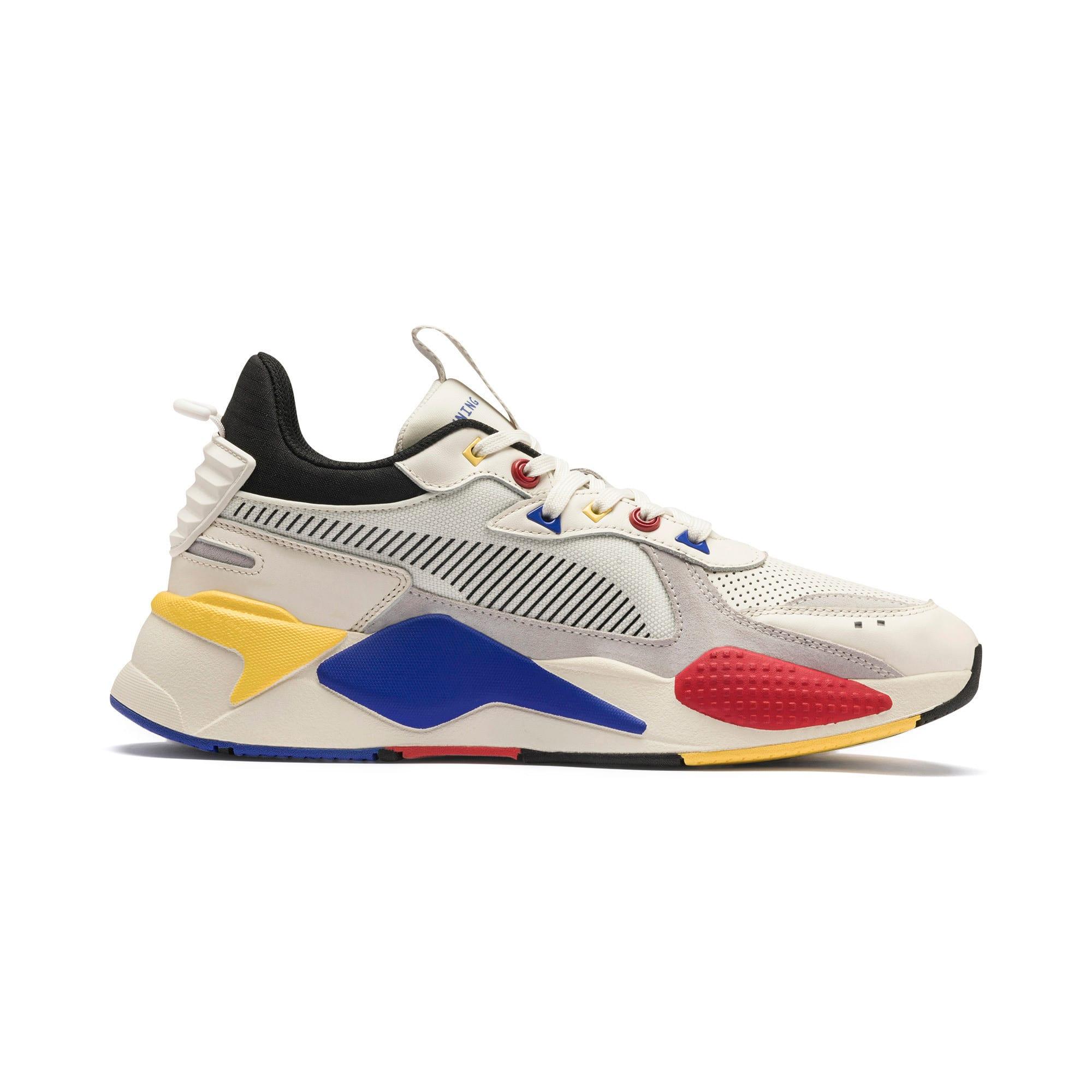 Thumbnail 6 of RS-X Colour Theory Sneaker, Whisper White-Puma Black, medium