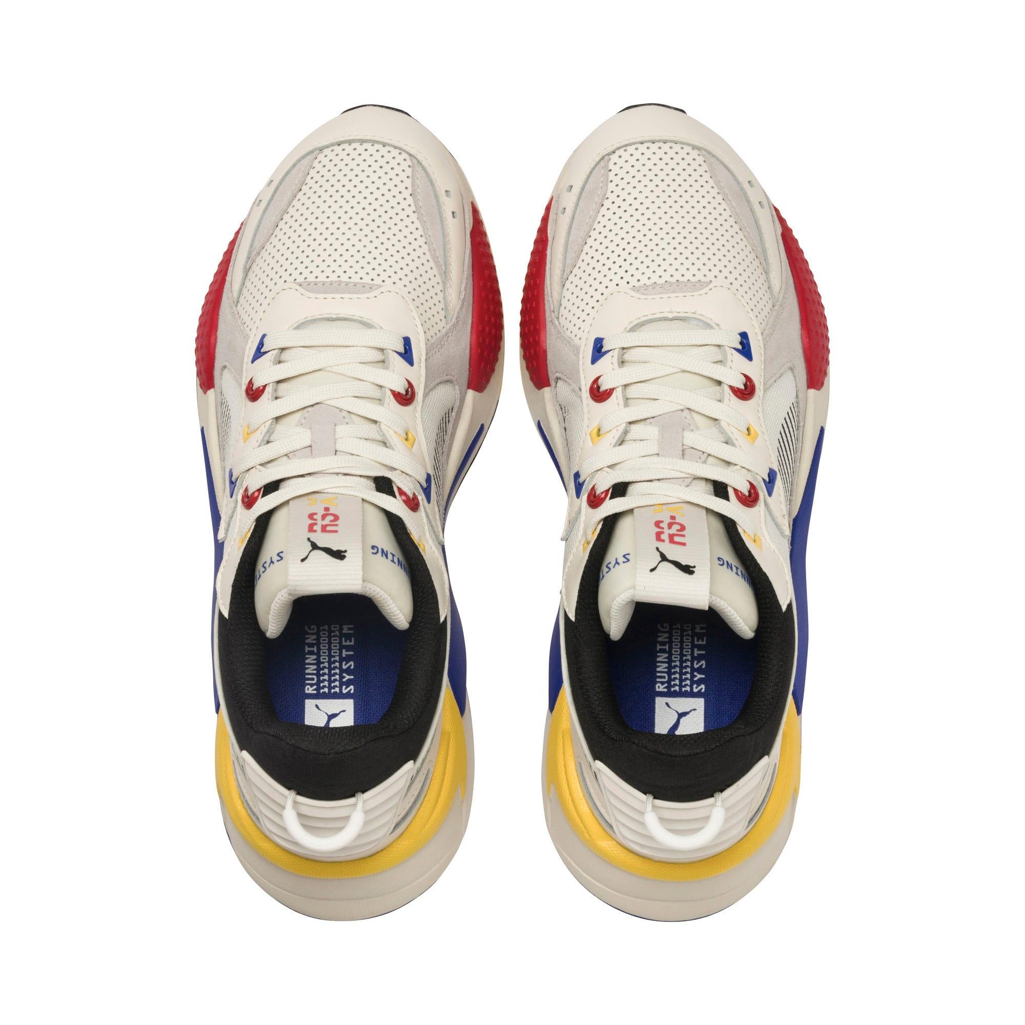 Thumbnail 7 of RS-X Colour Theory Sneaker, Whisper White-Puma Black, medium