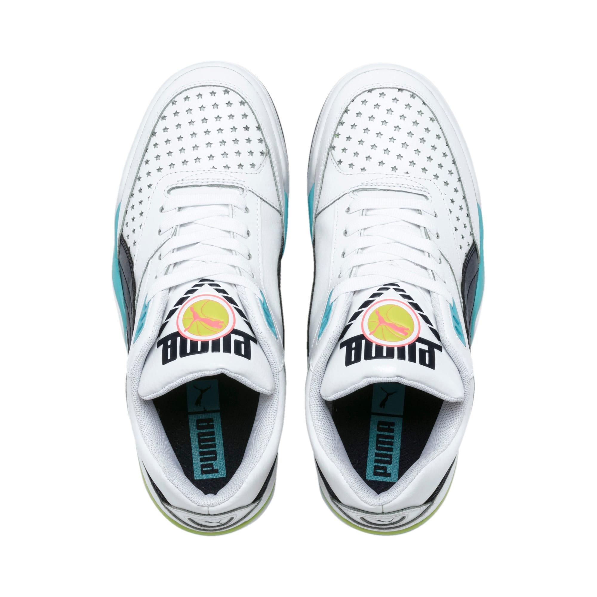 Thumbnail 7 of Palace Guard Wings Women's Sneakers, Puma White-Peacoat, medium