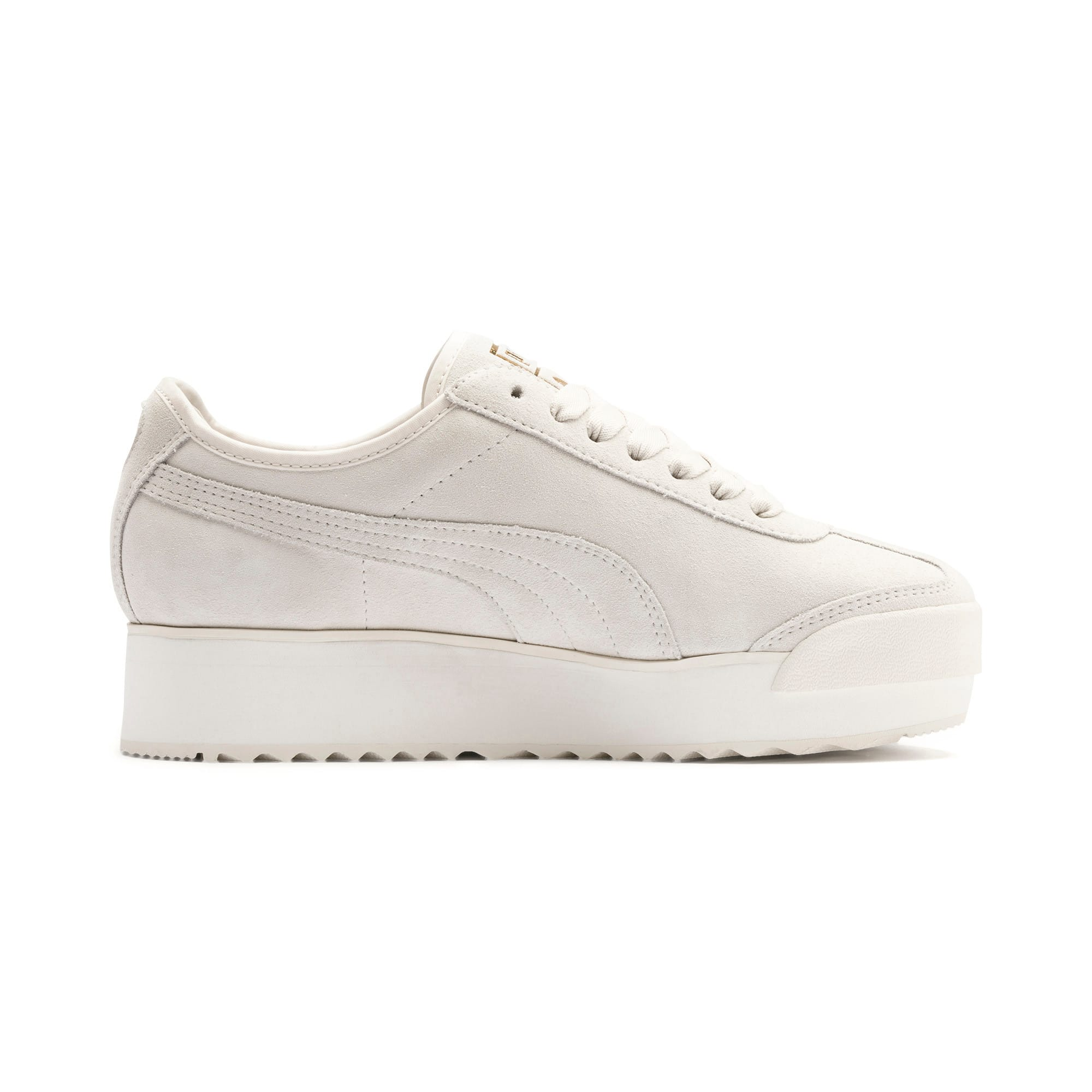 Thumbnail 6 of Roma Amor Suede Women's Sneakers, Pastel Parchment, medium