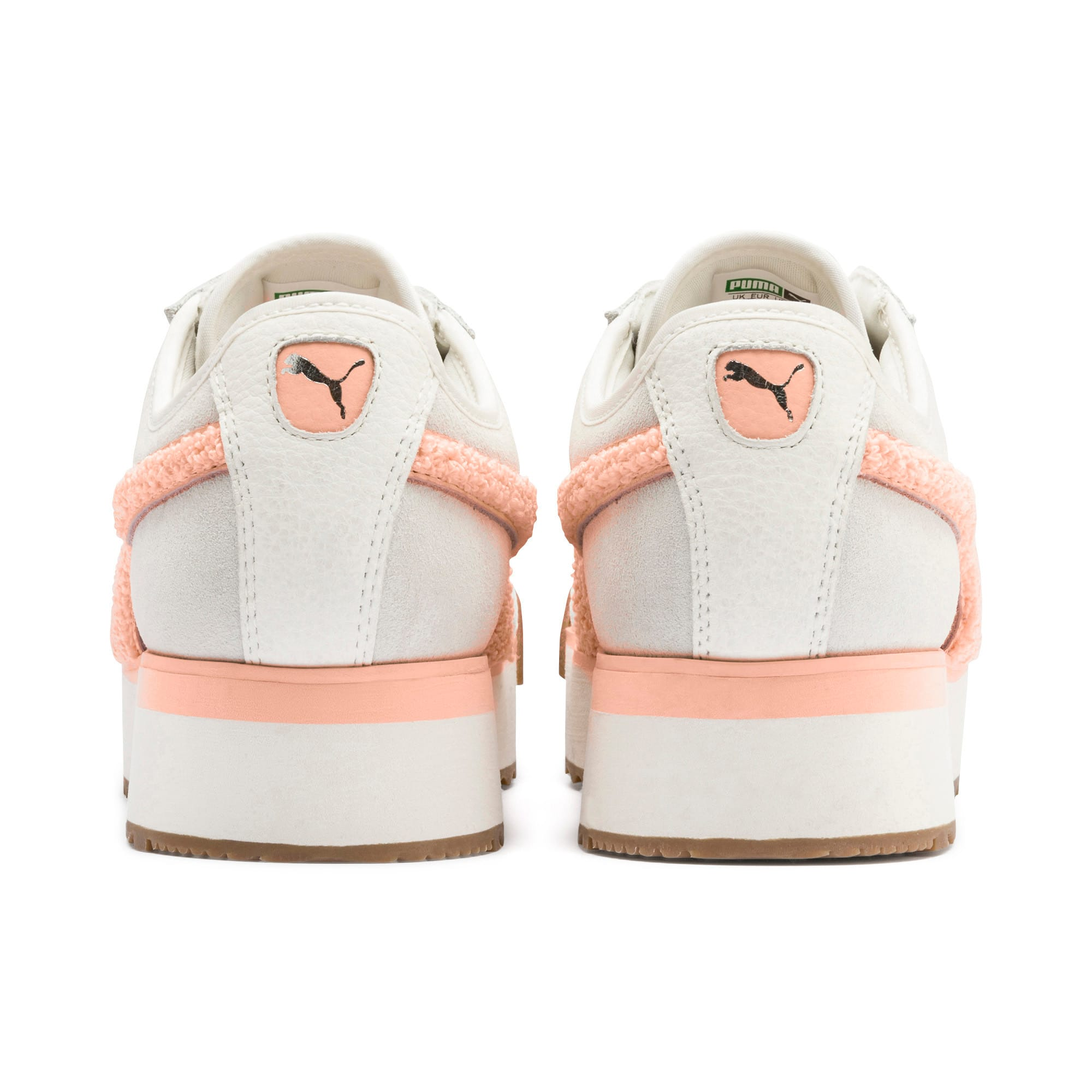 Thumbnail 4 of Roma Amor Heritage Women's Trainers, Marshmallow-Peach Parfait, medium