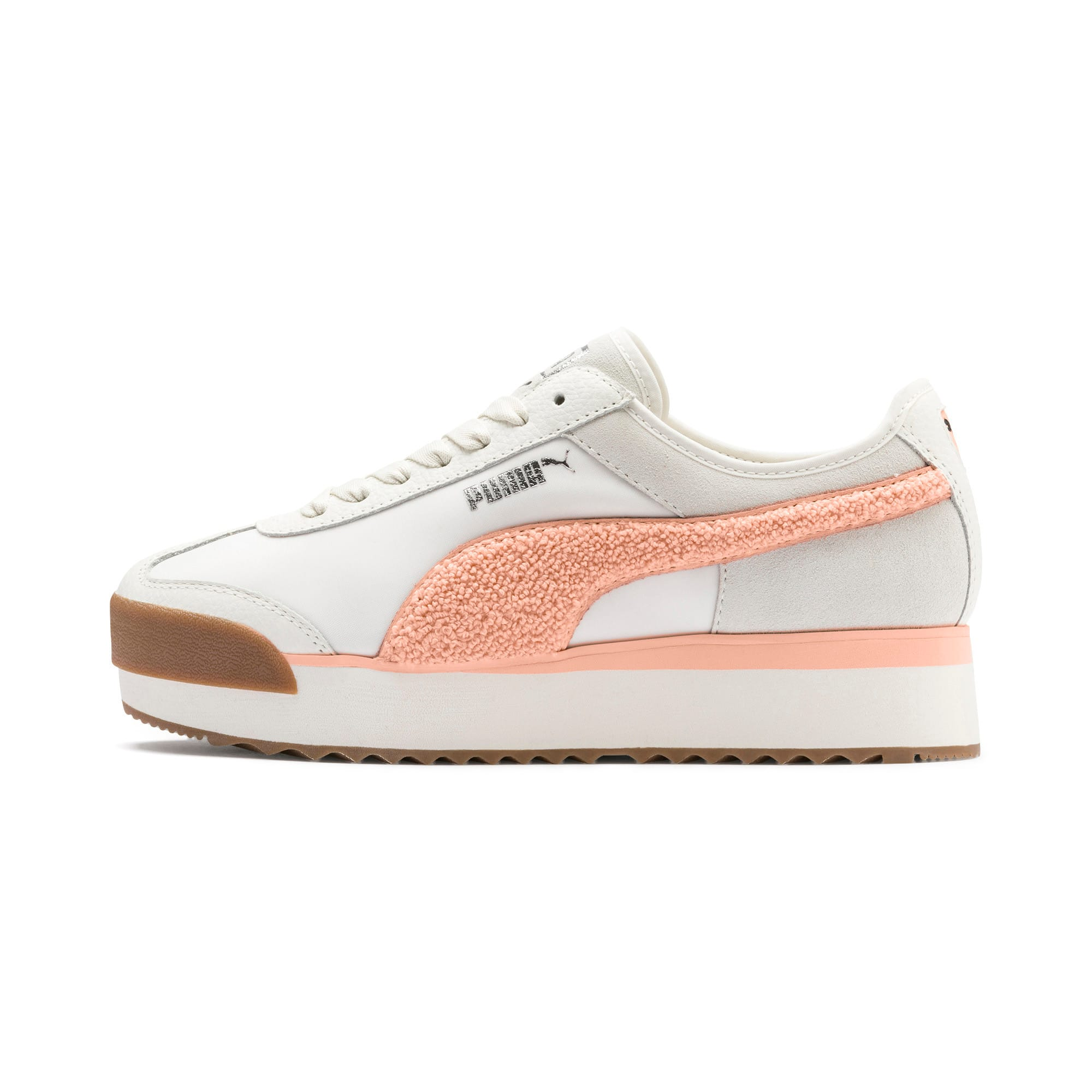 Thumbnail 1 of Roma Amor Heritage Women's Trainers, Marshmallow-Peach Parfait, medium