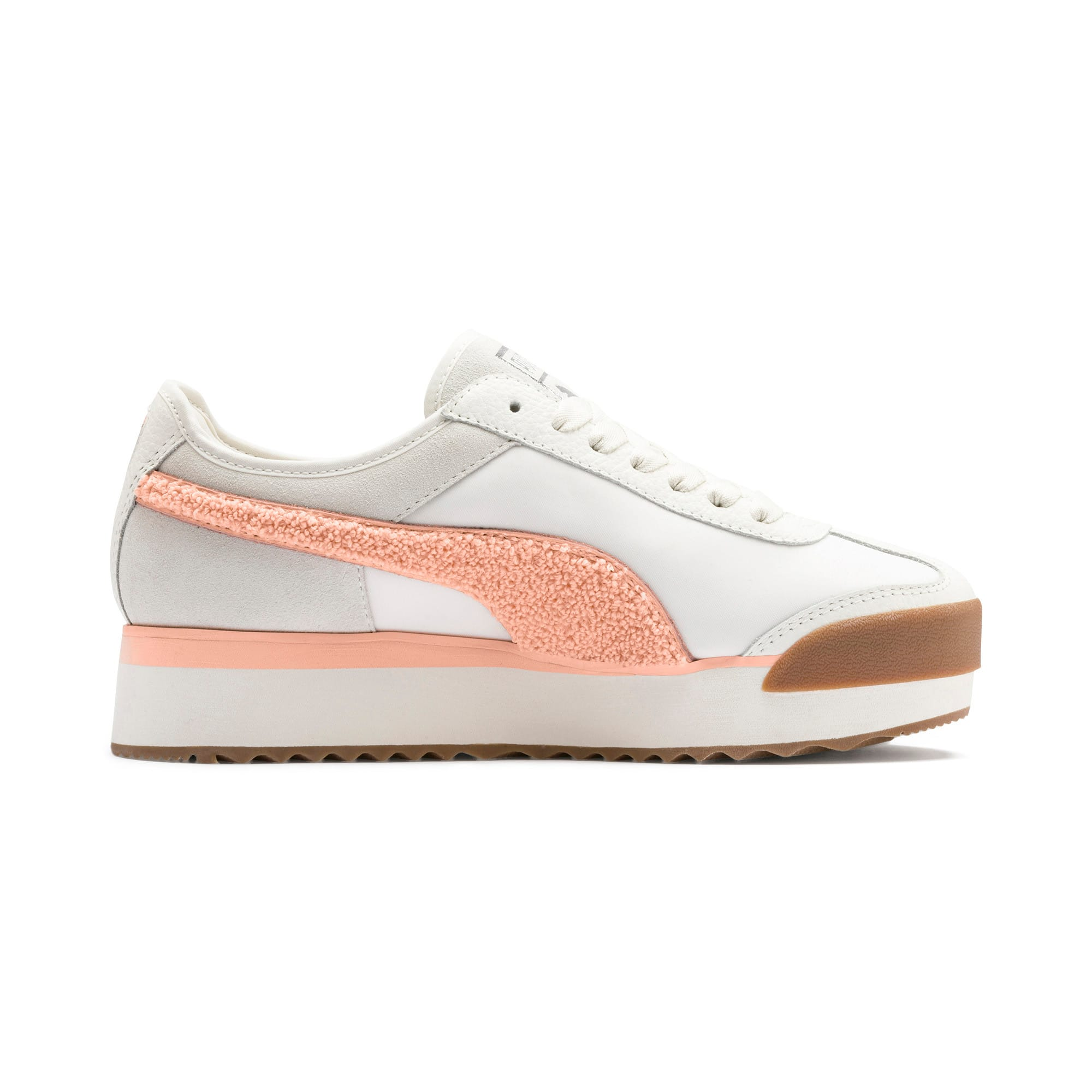 Thumbnail 7 of Roma Amor Heritage Women's Trainers, Marshmallow-Peach Parfait, medium
