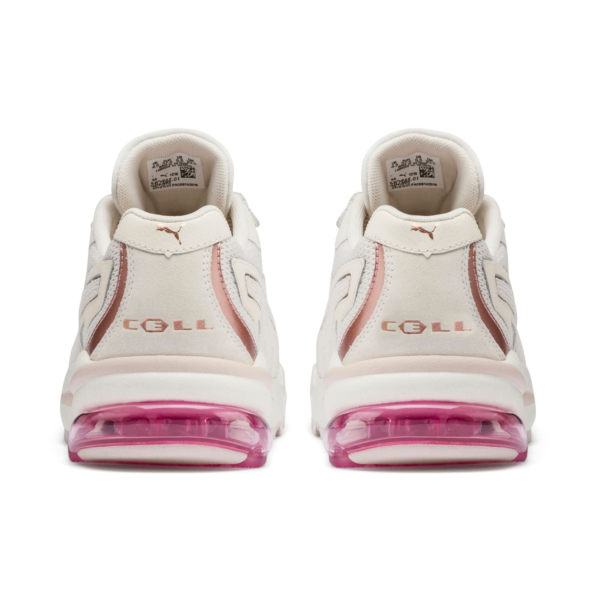 Thumbnail 4 of CELL Stellar Soft Women's Trainers, Pastel Parchment-Rose Gold, medium