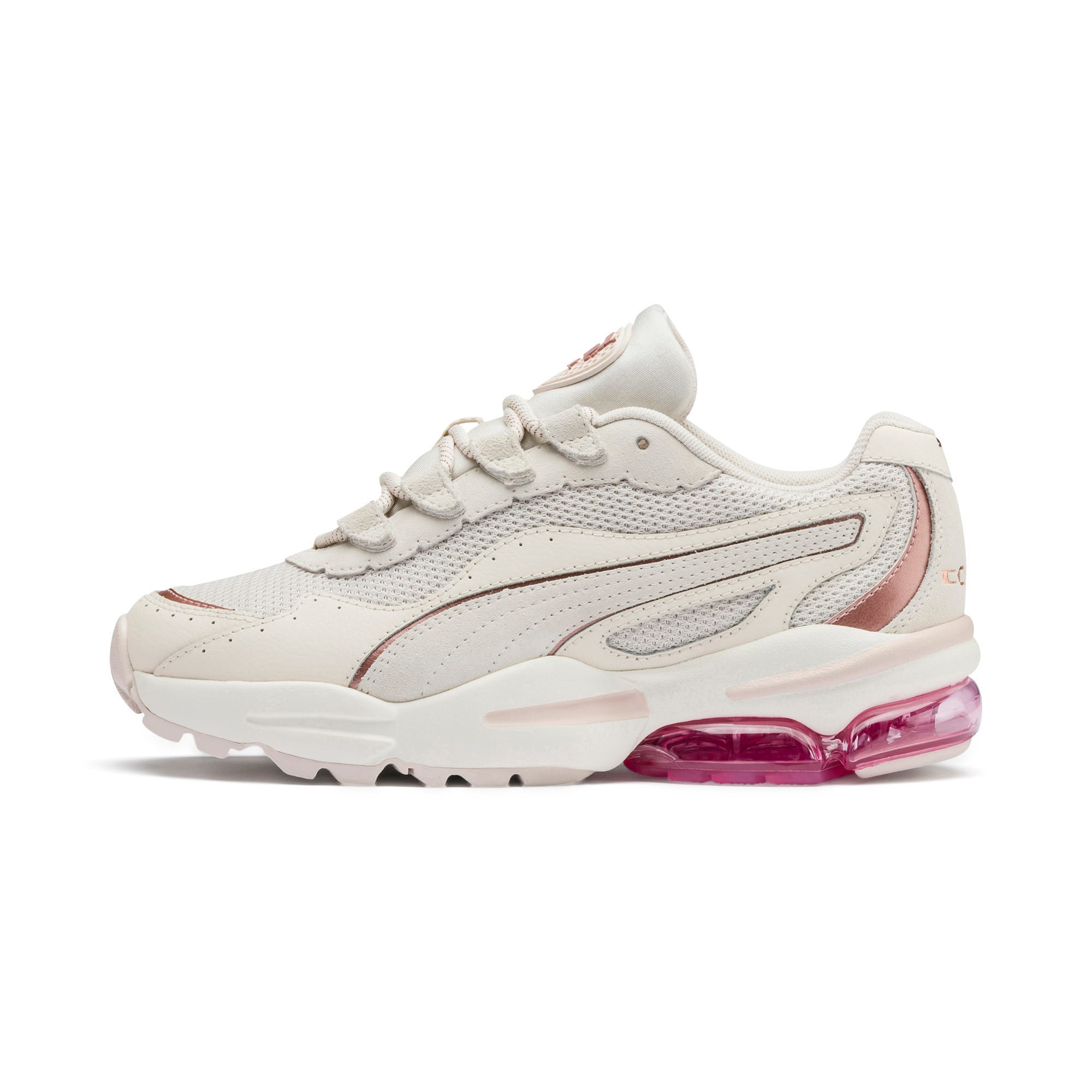 Thumbnail 1 of CELL Stellar Soft Women's Sneakers, Pastel Parchment-Rose Gold, medium