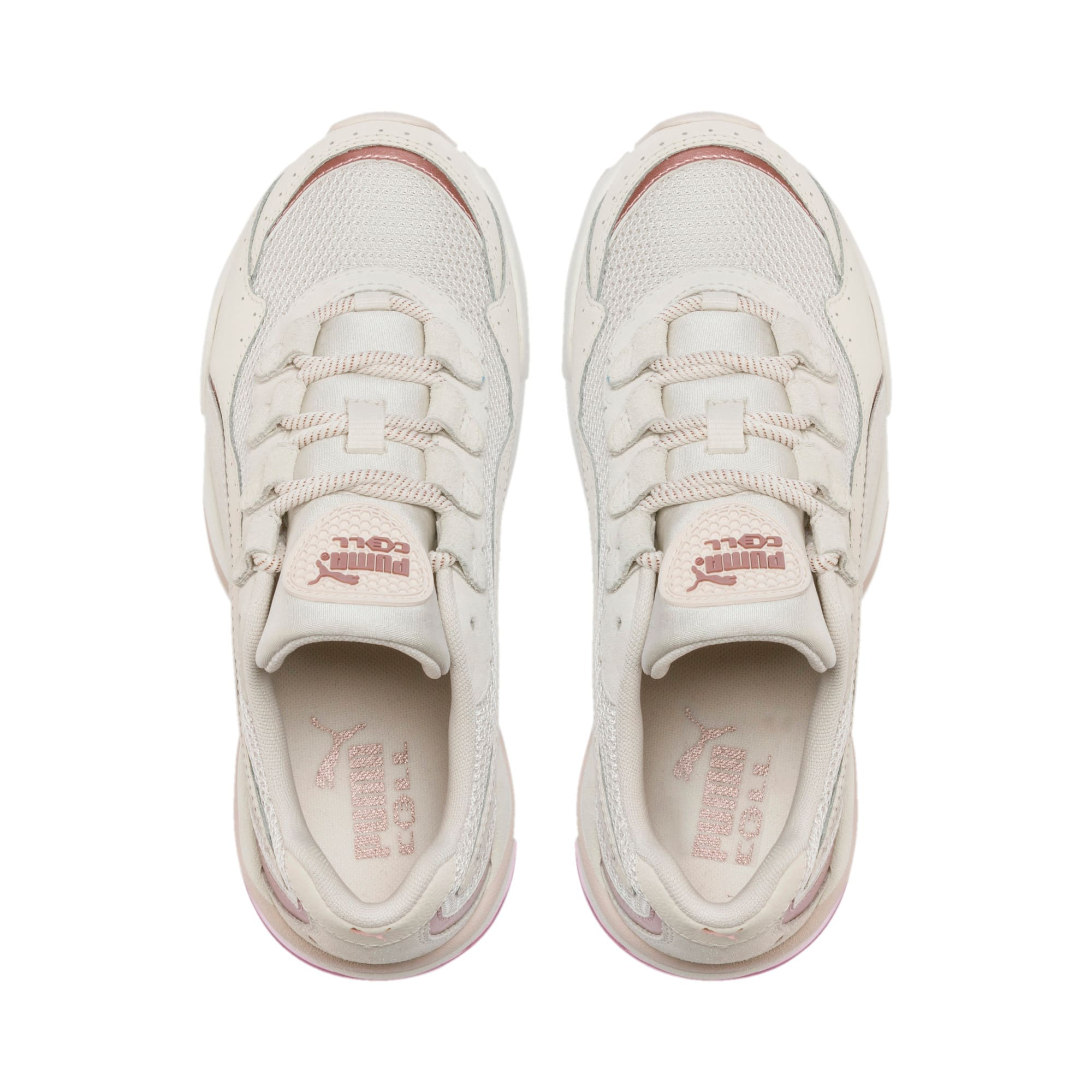 Thumbnail 7 of CELL Stellar Soft Women's Sneakers, Pastel Parchment-Rose Gold, medium